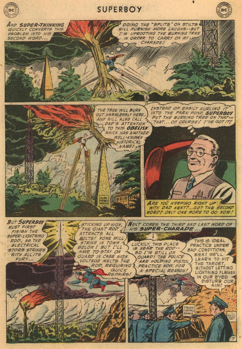 Superboy (1949) issue 45 - Page 16