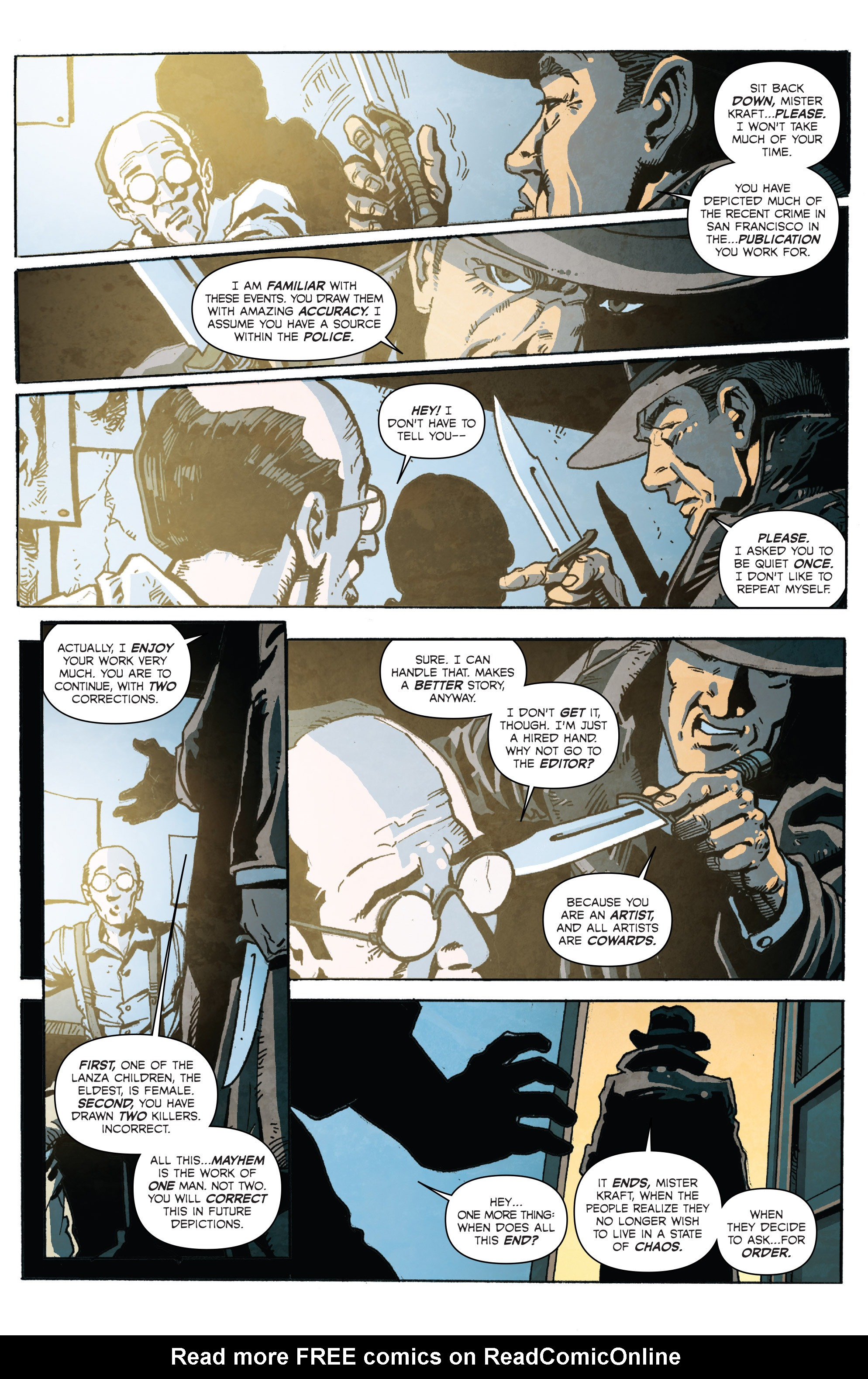 Read online Seduction of the Innocent (2015) comic -  Issue #2 - 6