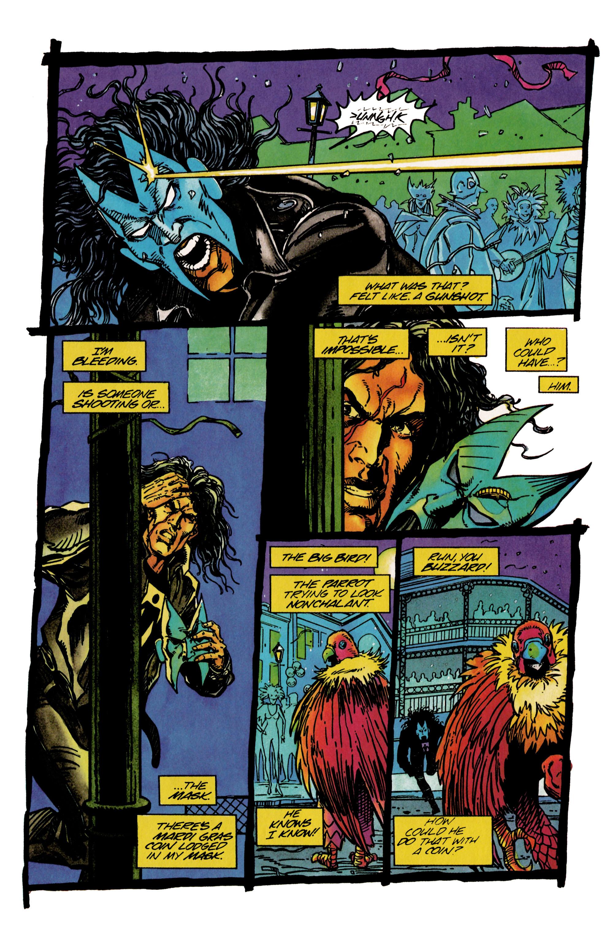 Read online Shadowman (1992) comic -  Issue #26 - 16