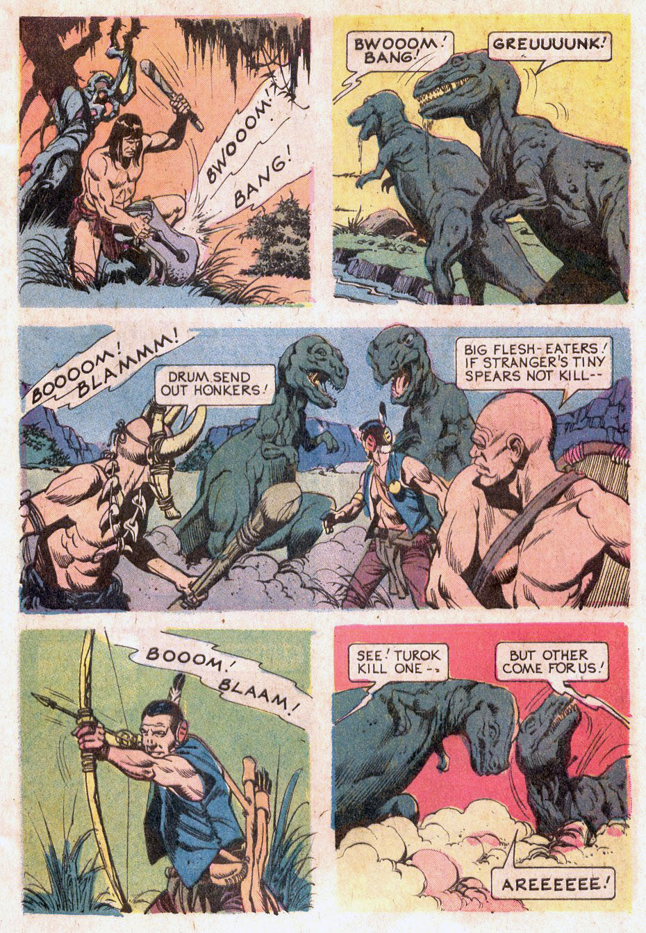 Read online Turok, Son of Stone comic -  Issue #92 - 9