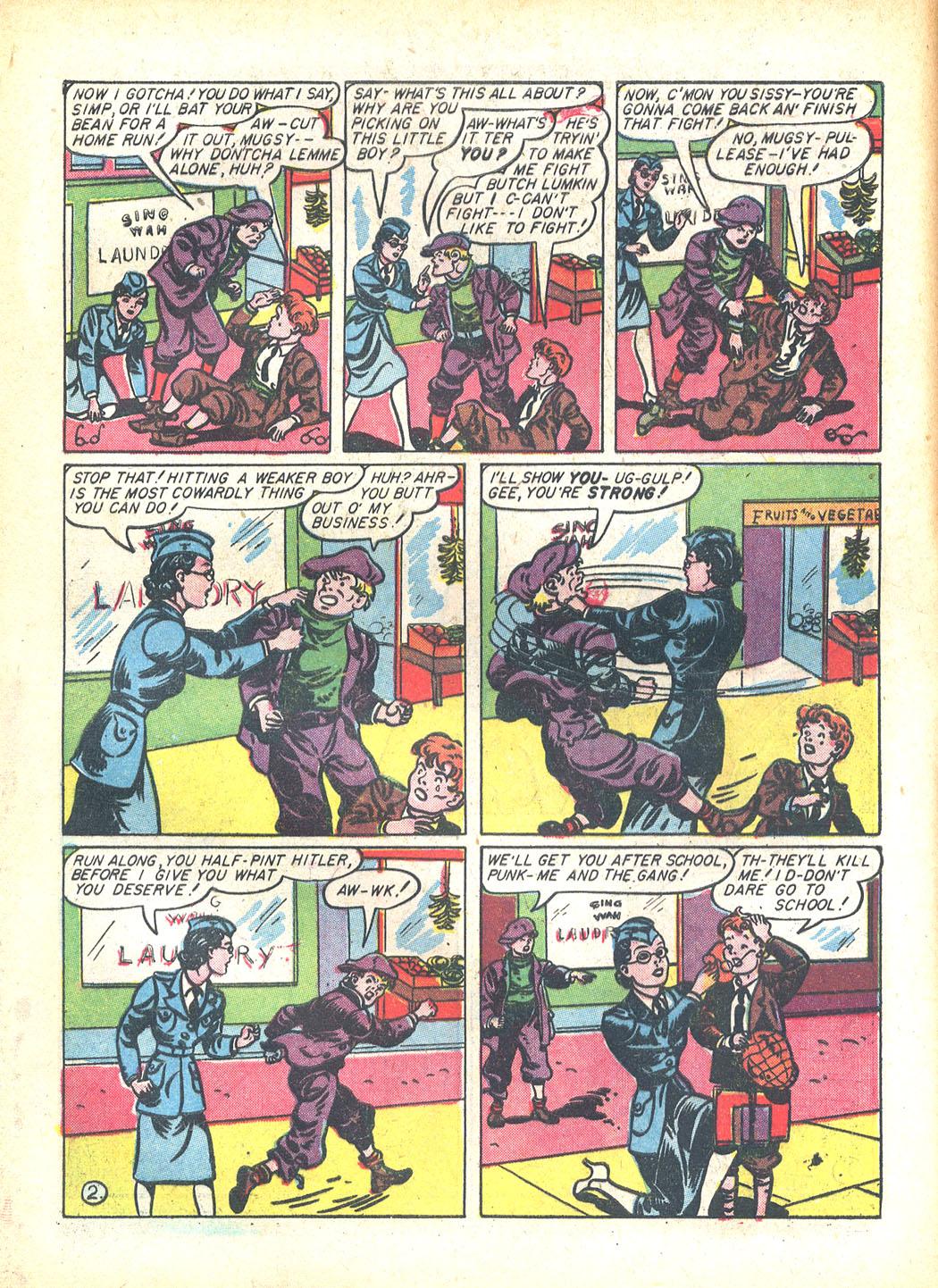 Read online Sensation (Mystery) Comics comic -  Issue #23 - 4