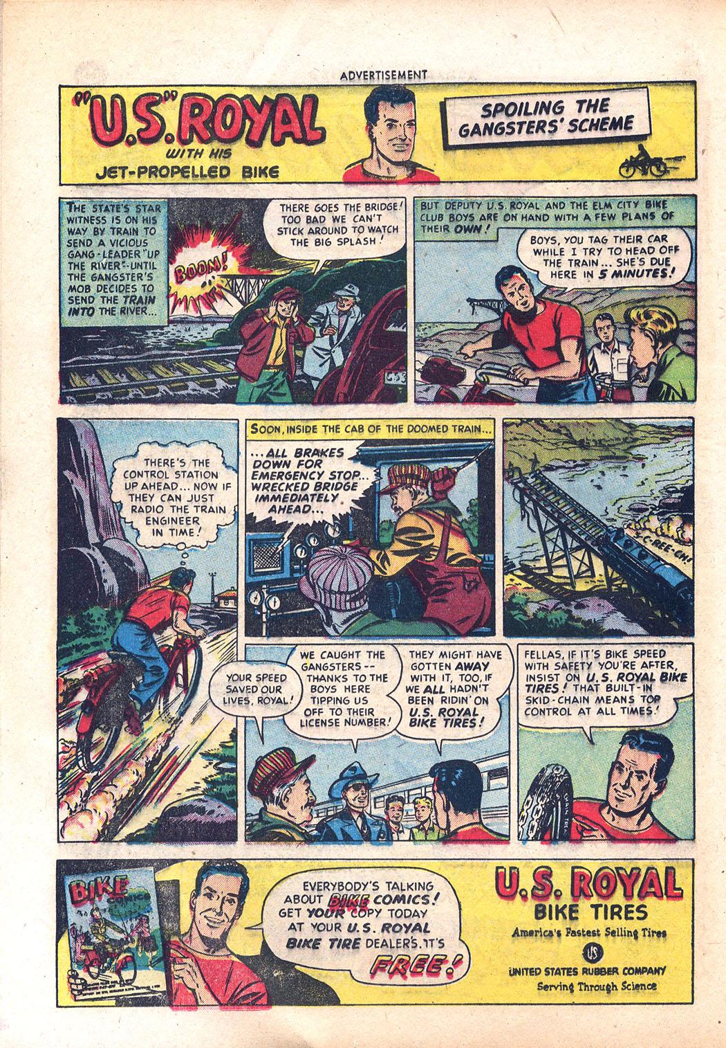 Read online Sensation (Mystery) Comics comic -  Issue #94 - 16