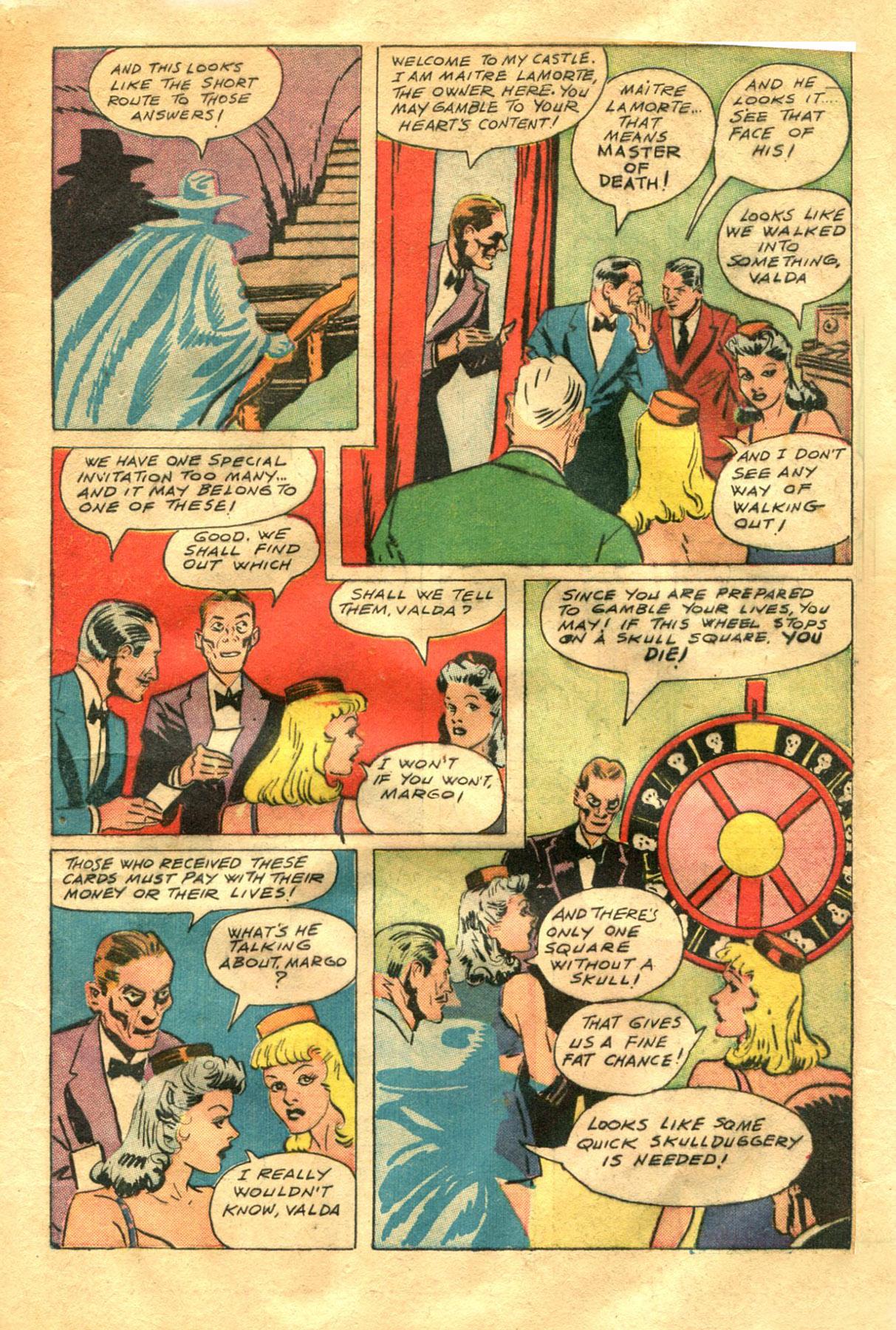 Read online Shadow Comics comic -  Issue #48 - 11