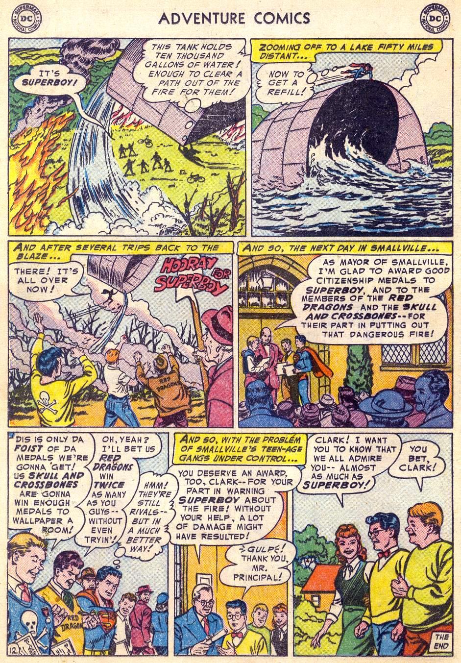 Read online Adventure Comics (1938) comic -  Issue #197 - 14