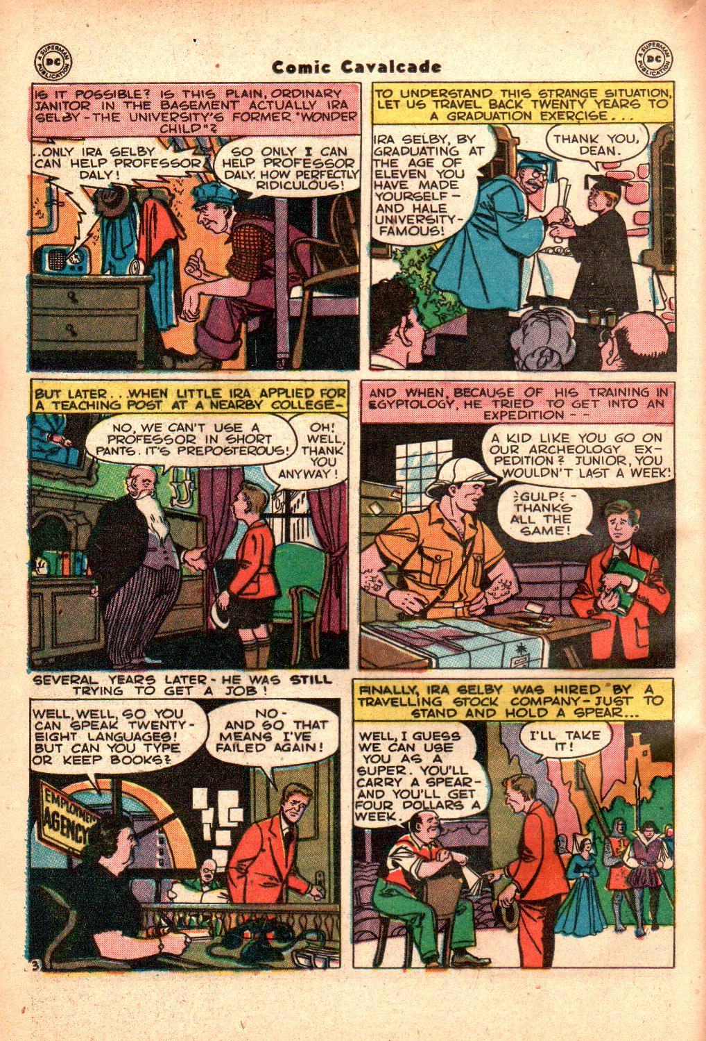 Comic Cavalcade issue 21 - Page 64