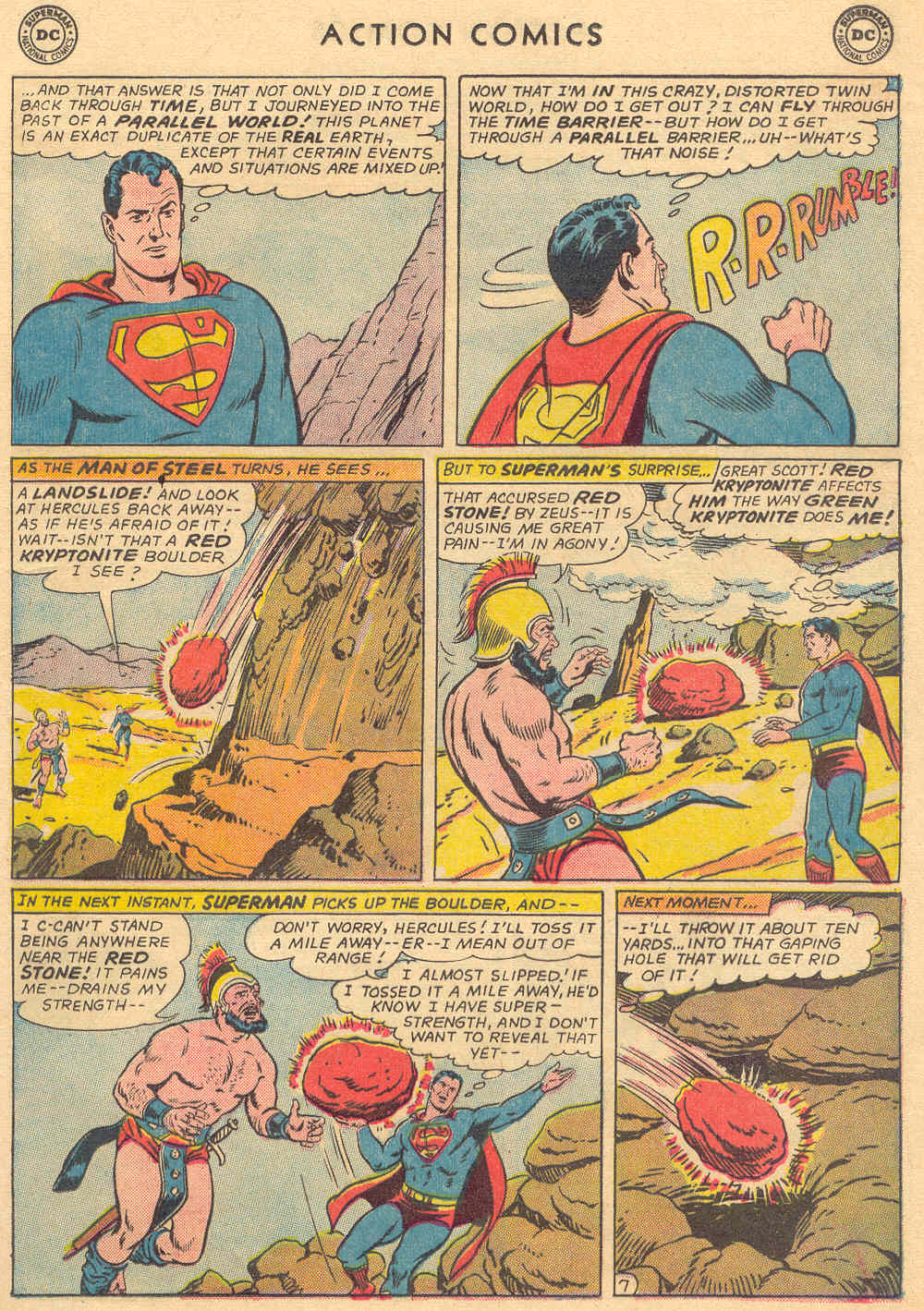 Read online Action Comics (1938) comic -  Issue #308 - 9