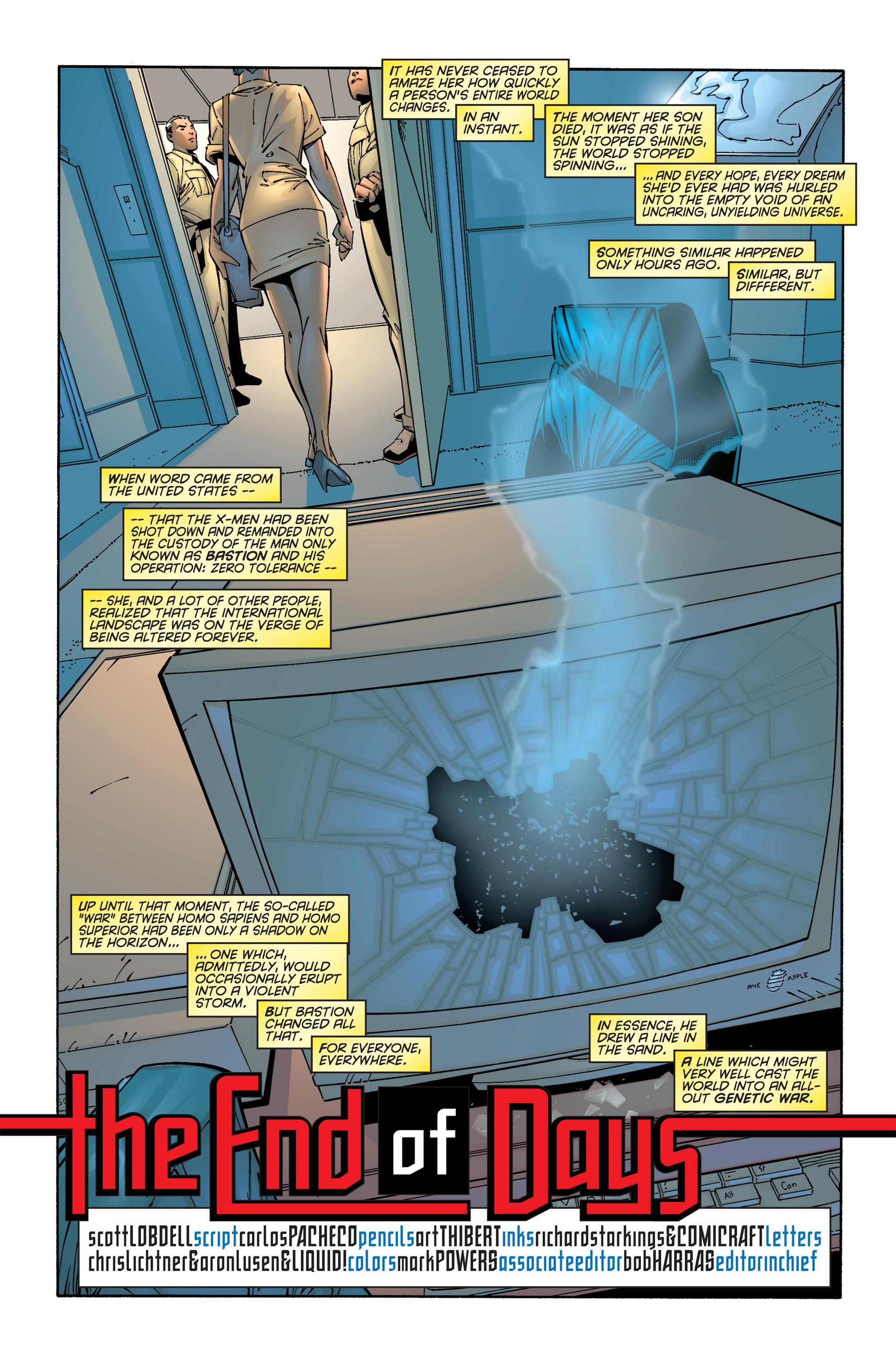 X-Men (1991) 67 Page 3