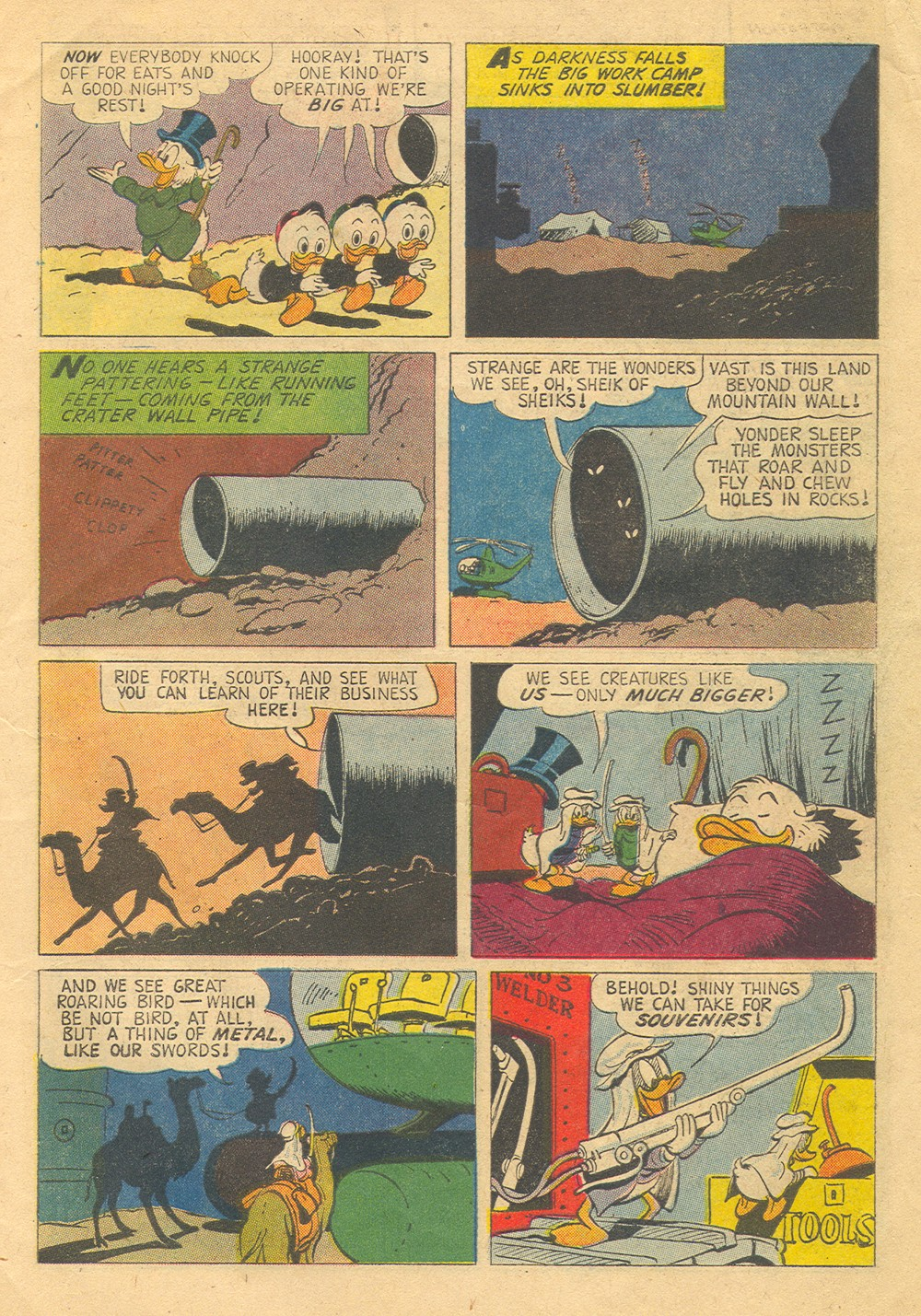 Read online Uncle Scrooge (1953) comic -  Issue #30 - 7