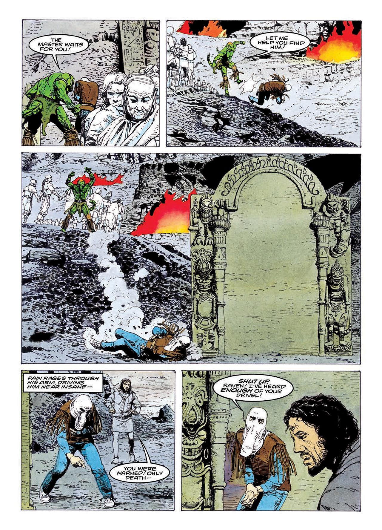 Read online Mazeworld comic -  Issue # TPB - 167
