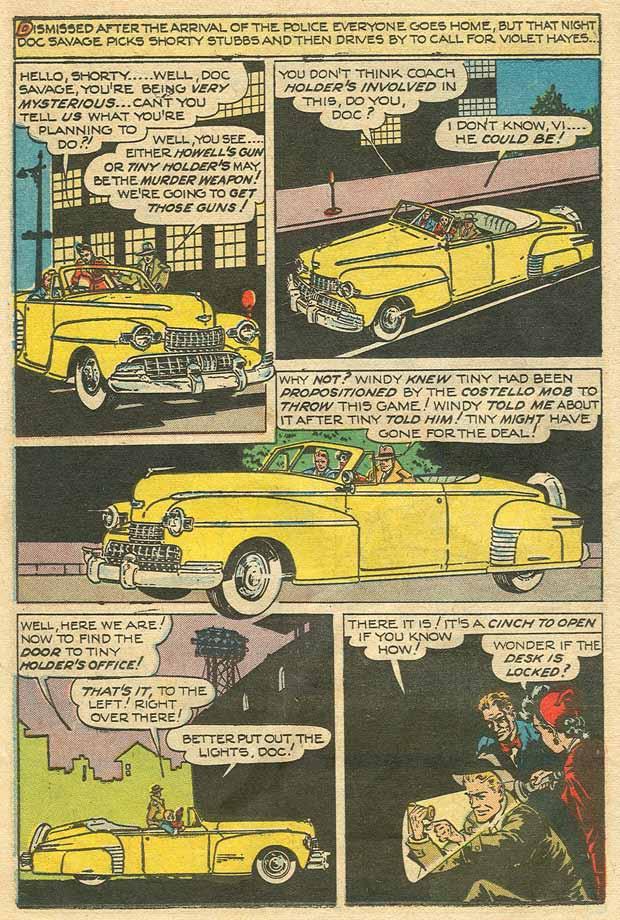 Read online Shadow Comics comic -  Issue #79 - 23