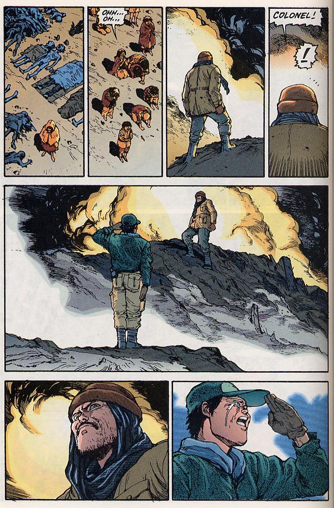 Read online Akira comic -  Issue #17 - 43