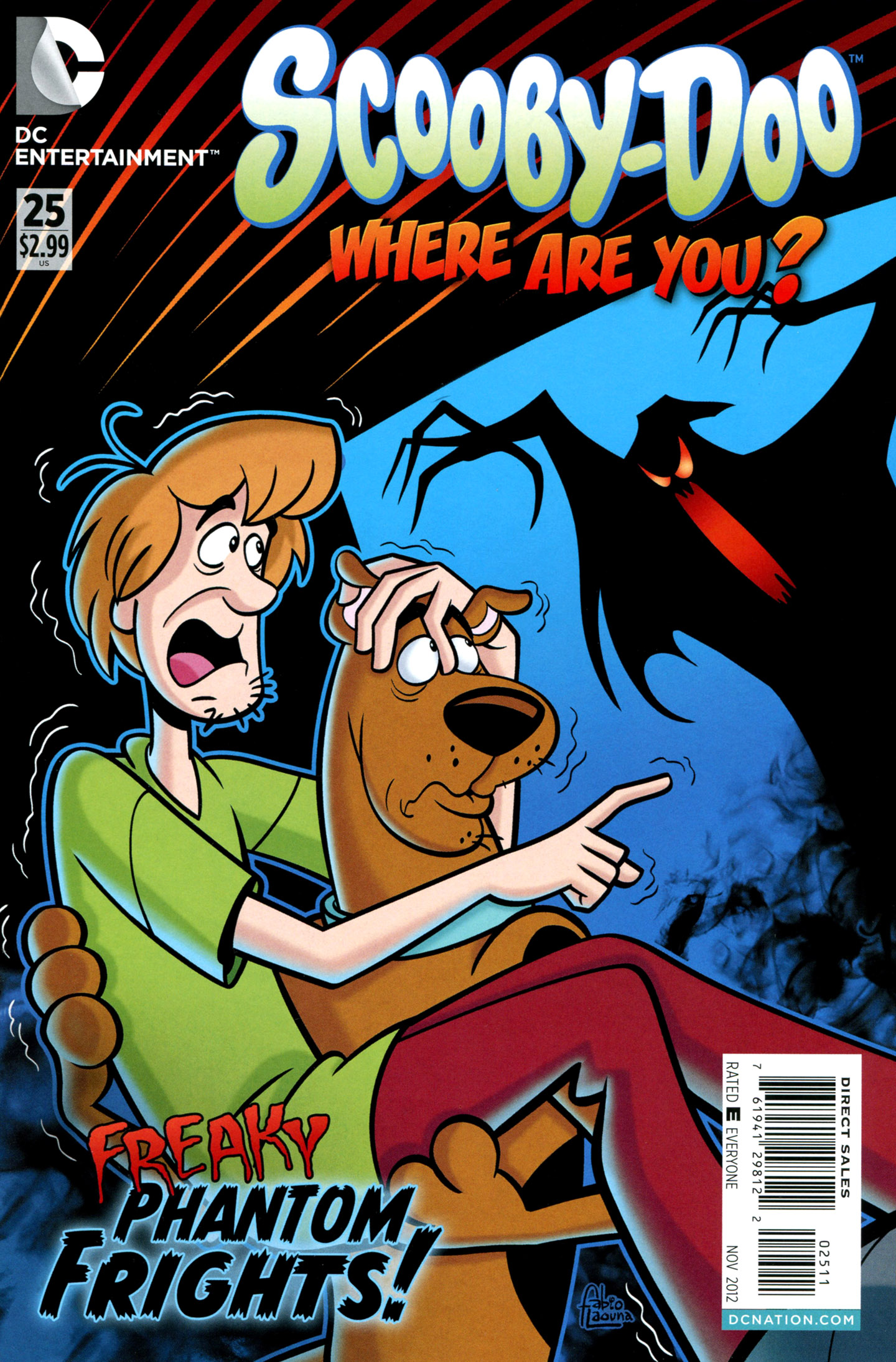 Read online Scooby-Doo: Where Are You? comic -  Issue #25 - 1