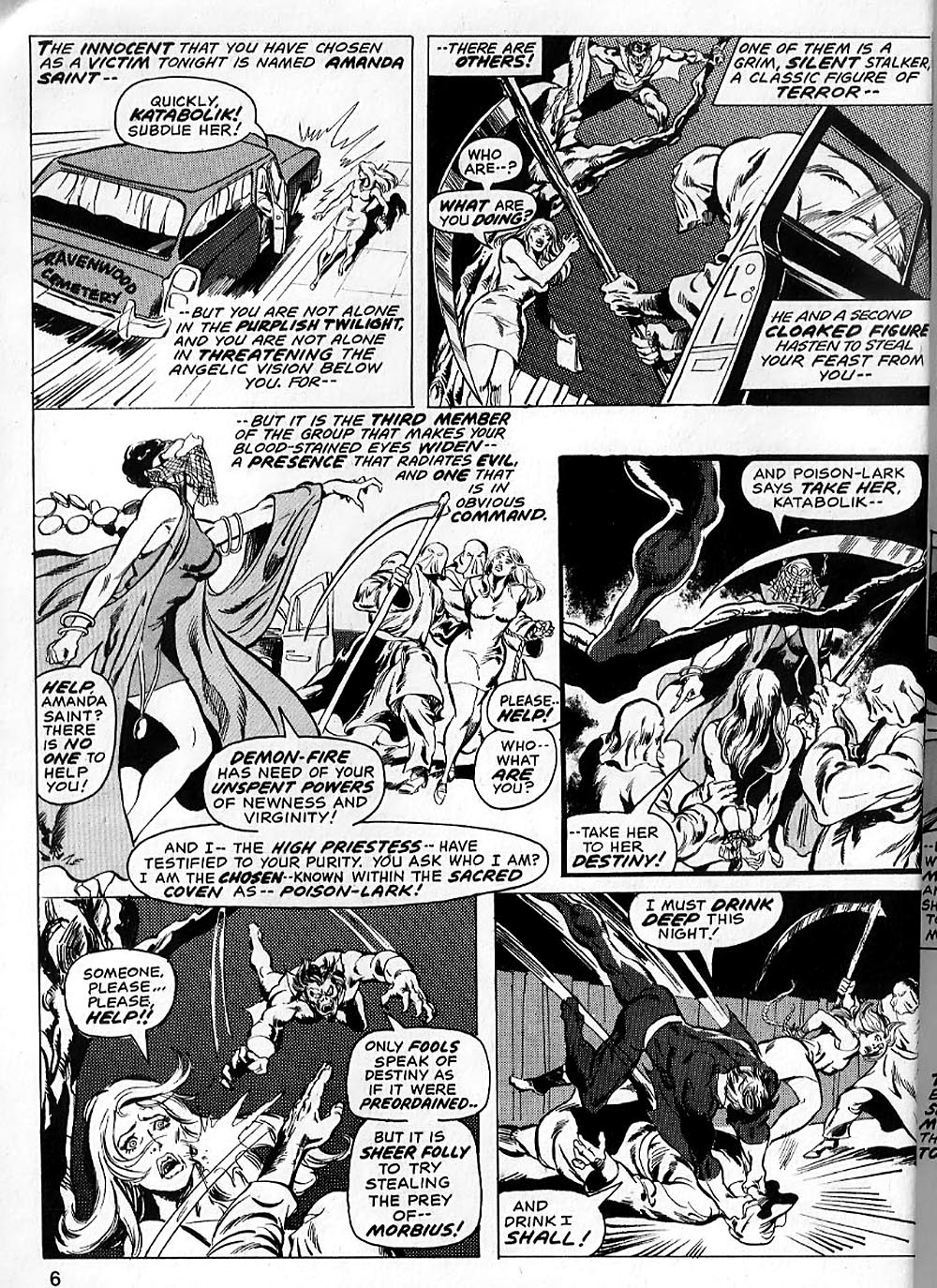 Vampire Tales issue 2 - Page 7