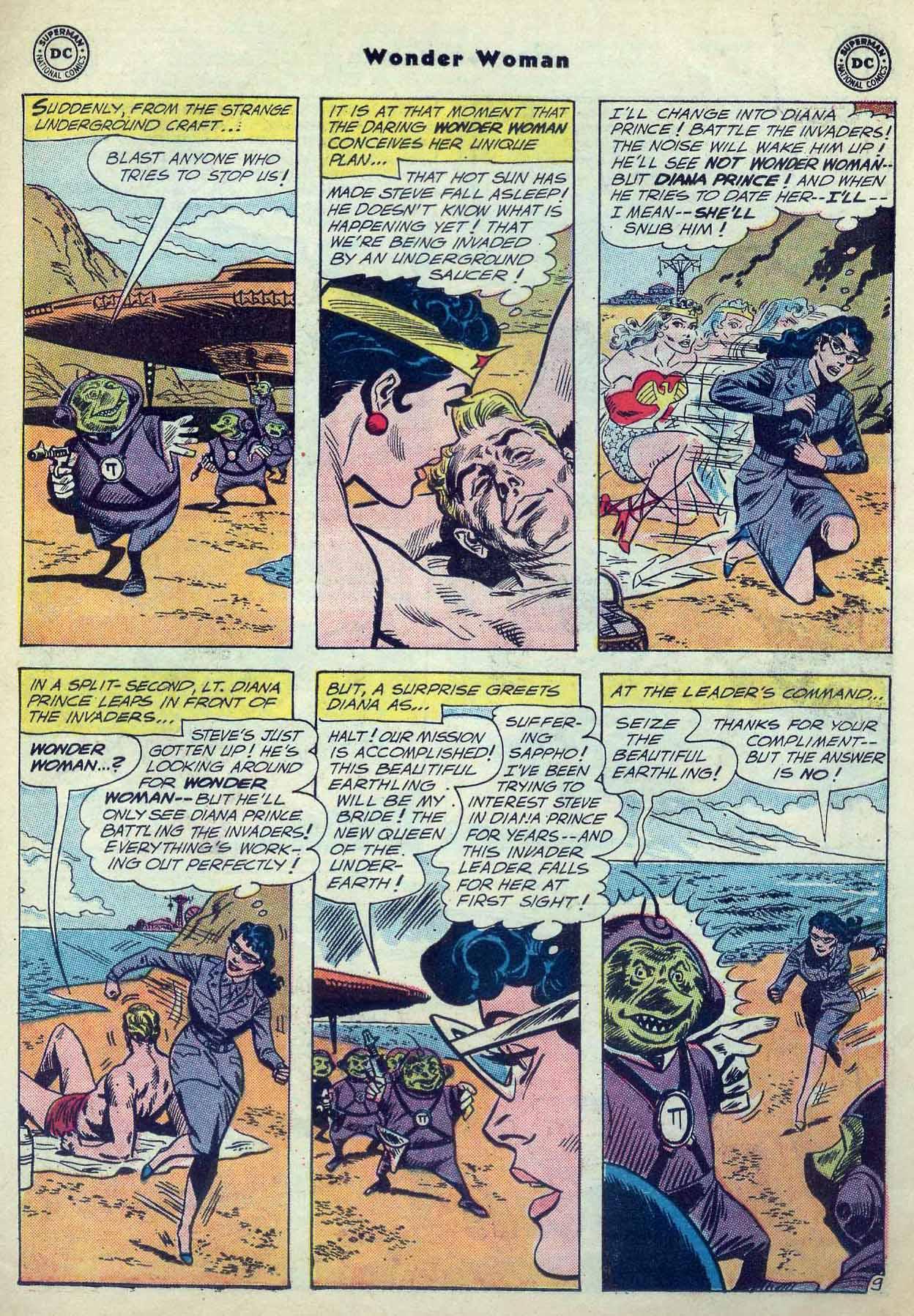Read online Wonder Woman (1942) comic -  Issue #126 - 31