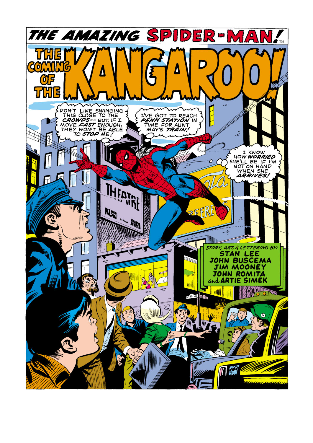 The Amazing Spider-Man (1963) 81 Page 1