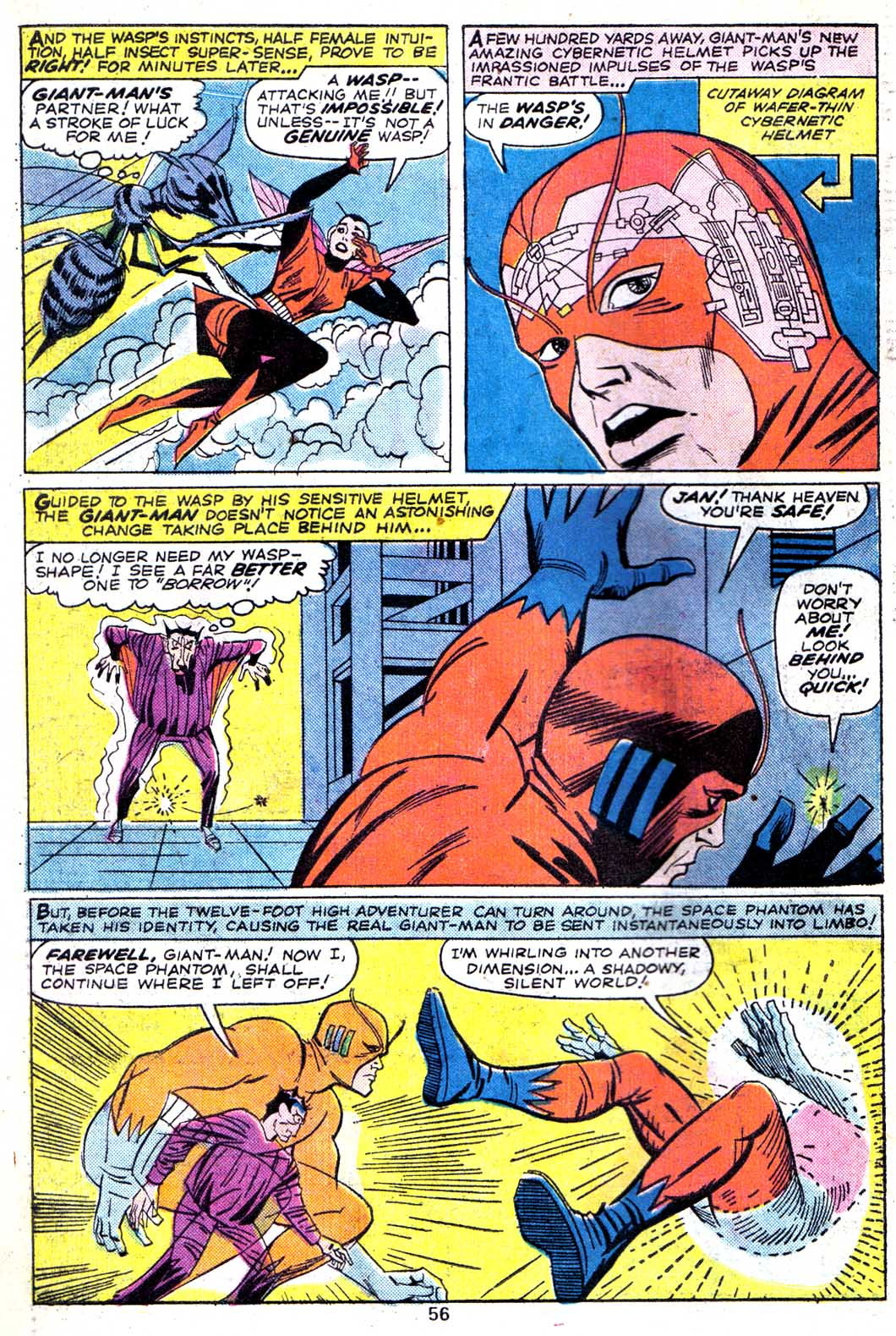 Giant-Size Avengers (1974) issue 3 - Page 58