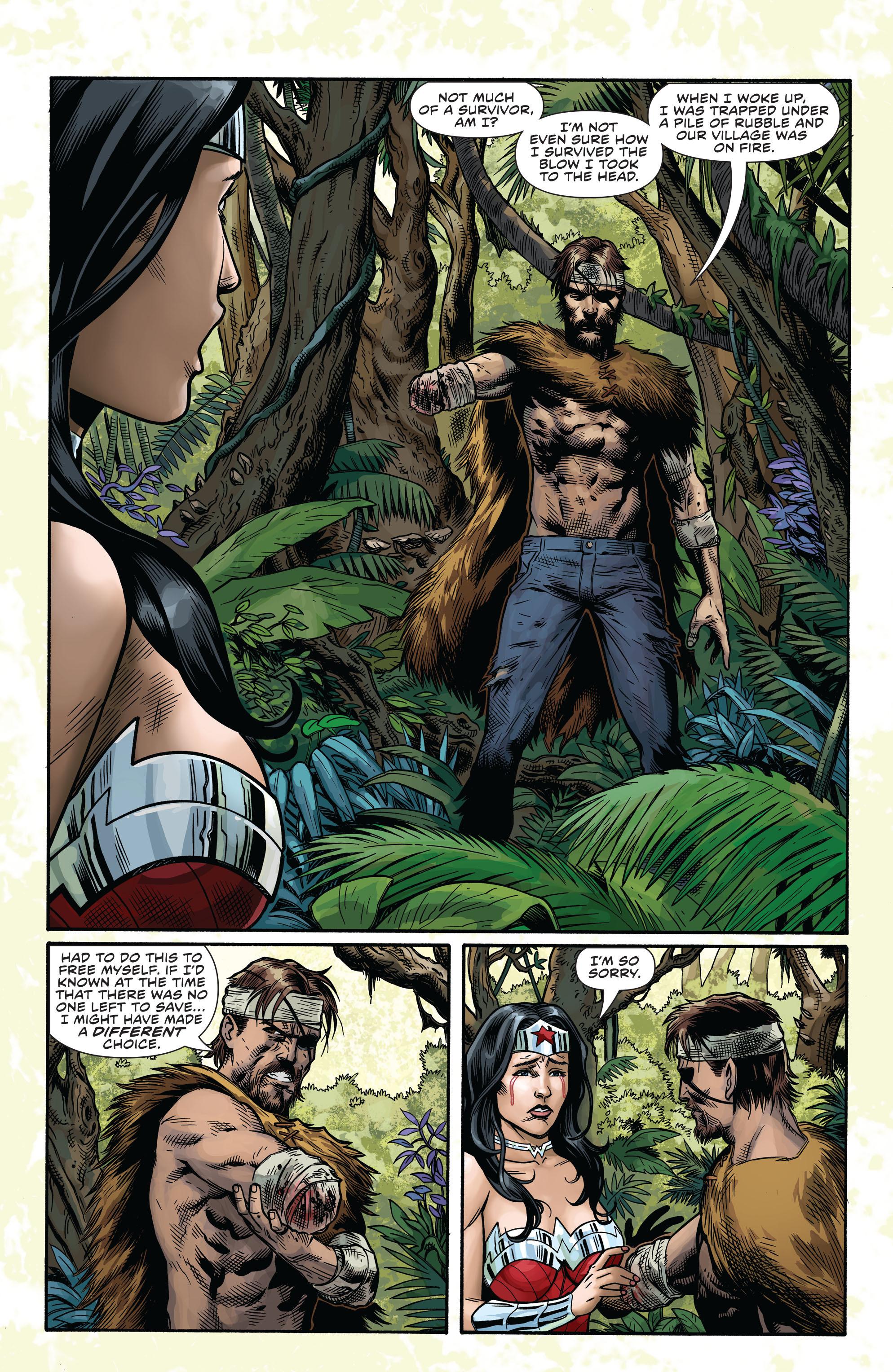 Read online Wonder Woman (2011) comic -  Issue #47 - 15