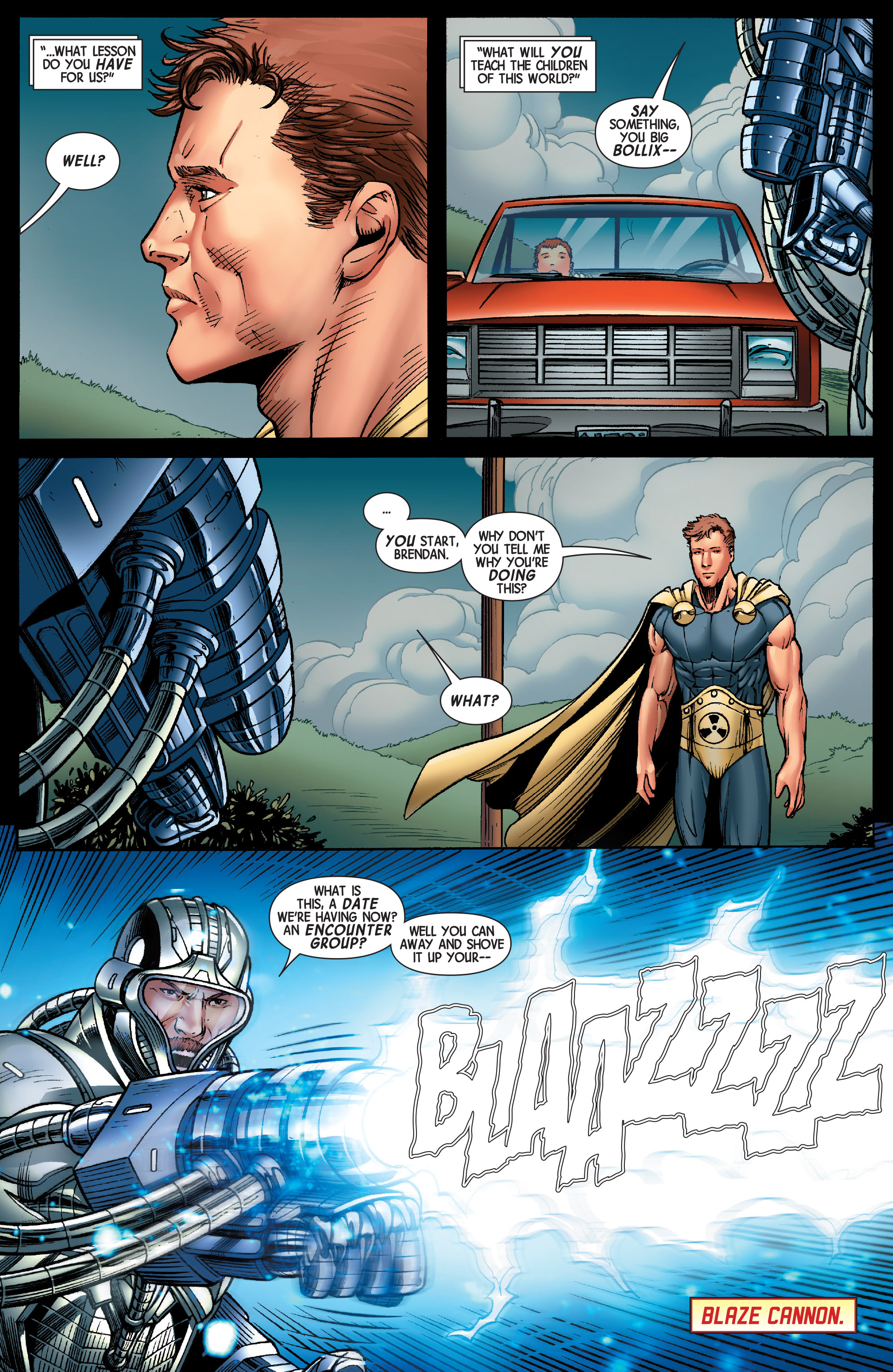 Read online Avengers (2013) comic -  Issue #34.1 - 24