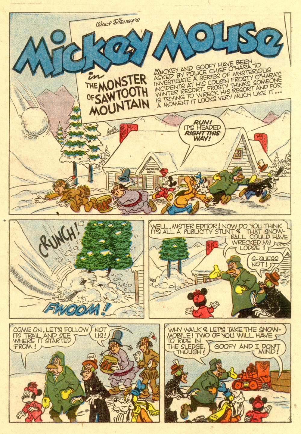 Walt Disney's Comics and Stories issue 221 - Page 26