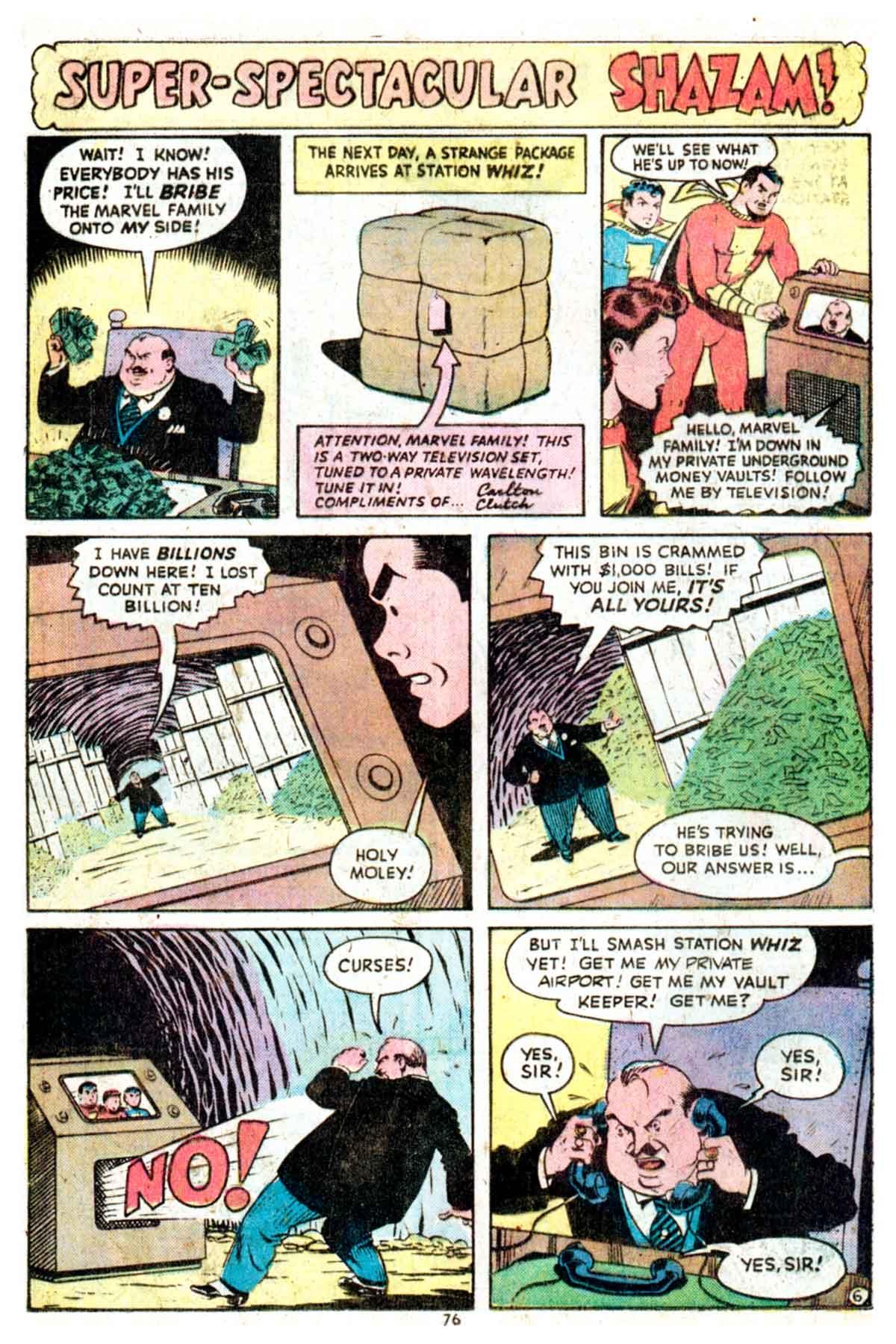 Read online Shazam! (1973) comic -  Issue #16 - 76