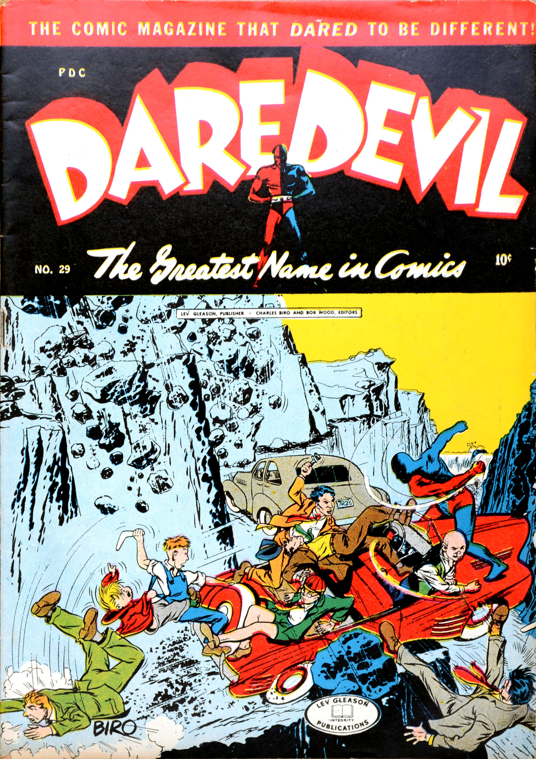 Daredevil (1941) 29 Page 1