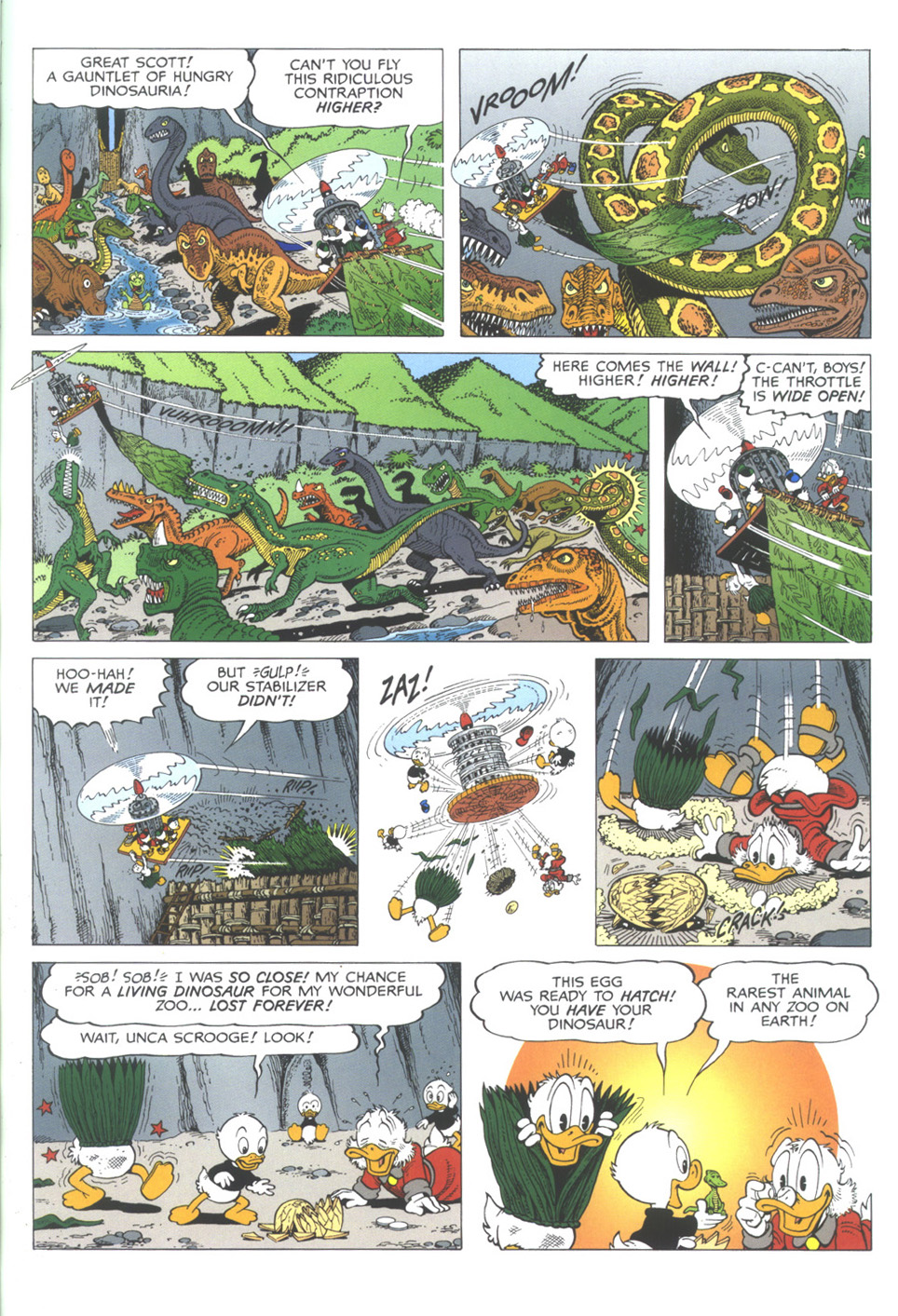 Read online Uncle Scrooge (1953) comic -  Issue #347 - 25