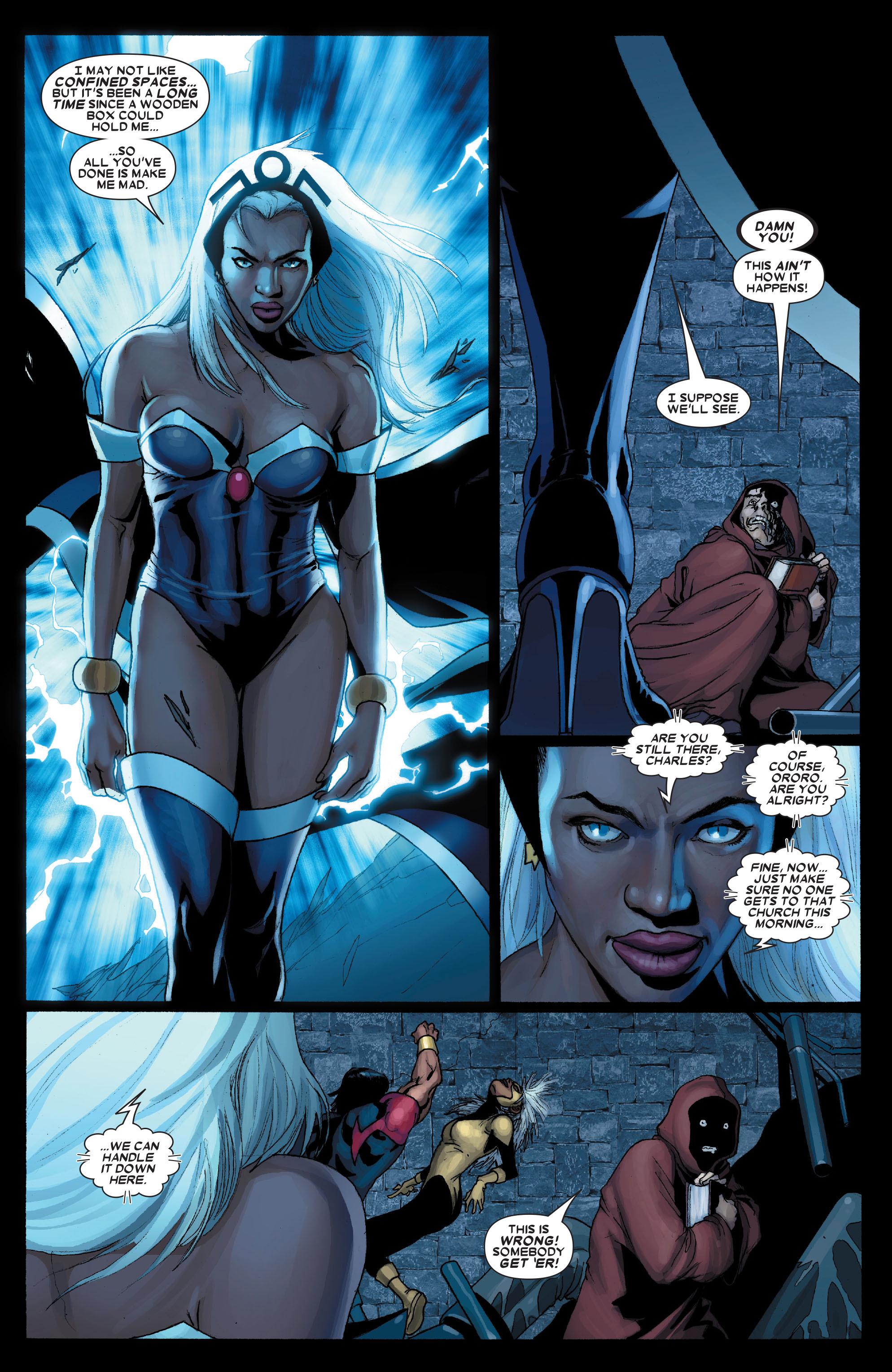Read online Uncanny X-Men (1963) comic -  Issue #491 - 13