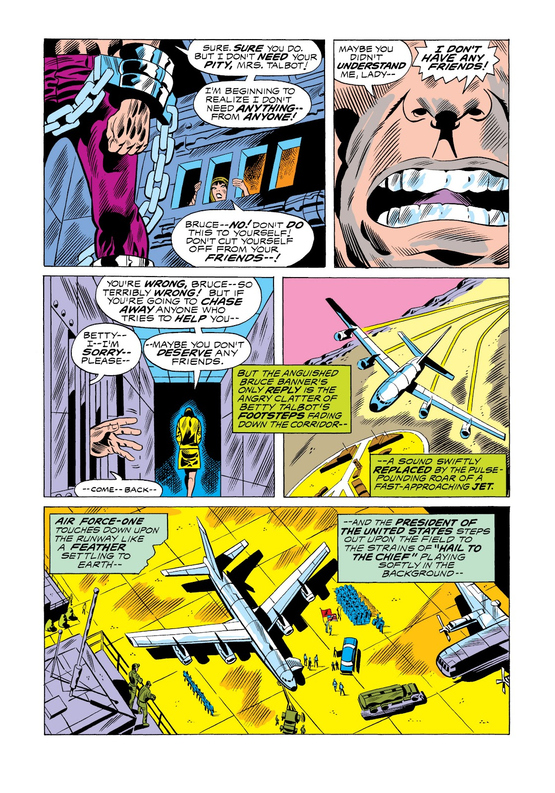 Read online Marvel Masterworks: The Incredible Hulk comic -  Issue # TPB 11 (Part 1) - 30