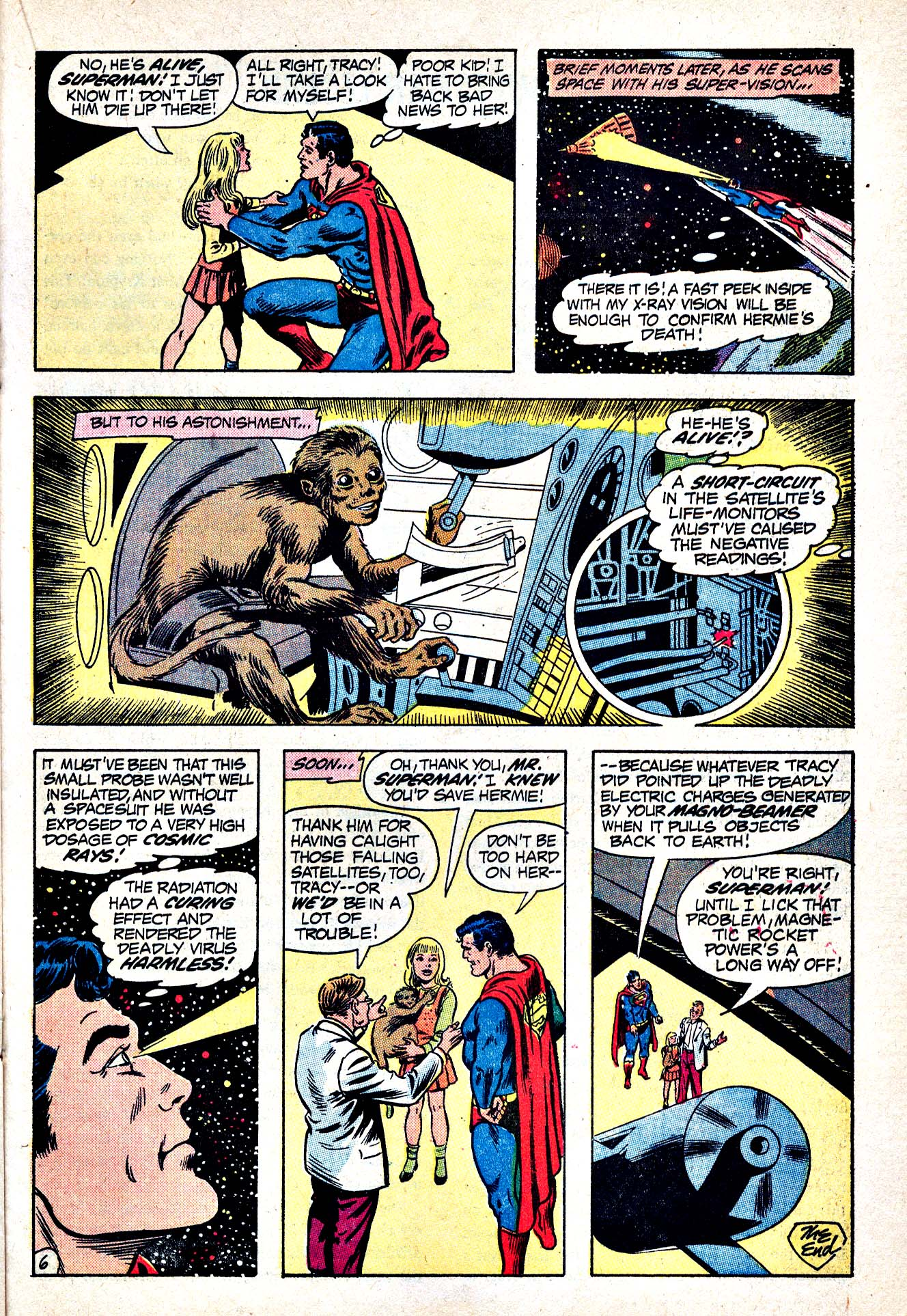 Read online Action Comics (1938) comic -  Issue #412 - 30