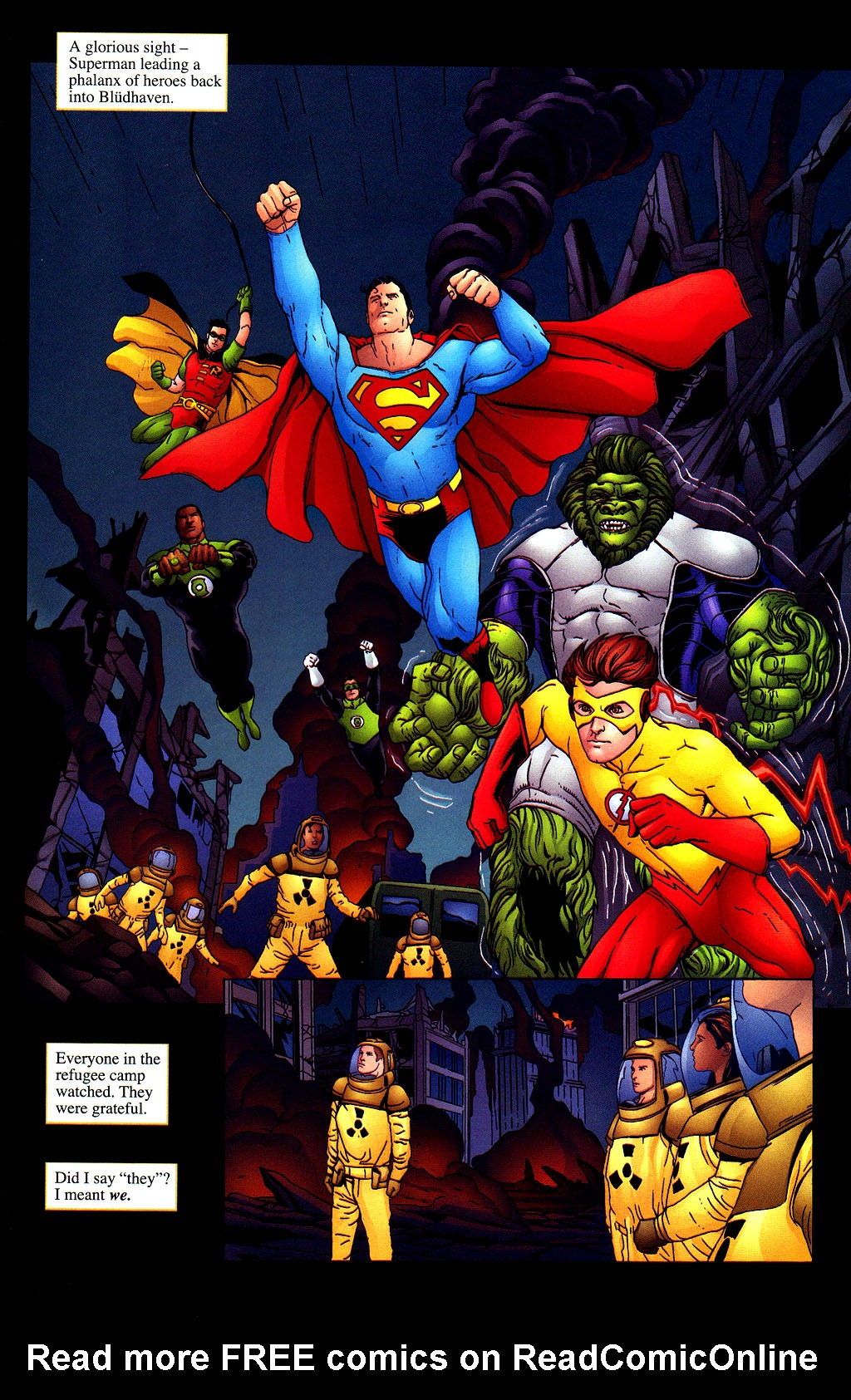 Read online Adventures of Superman (1987) comic -  Issue #648 - 20