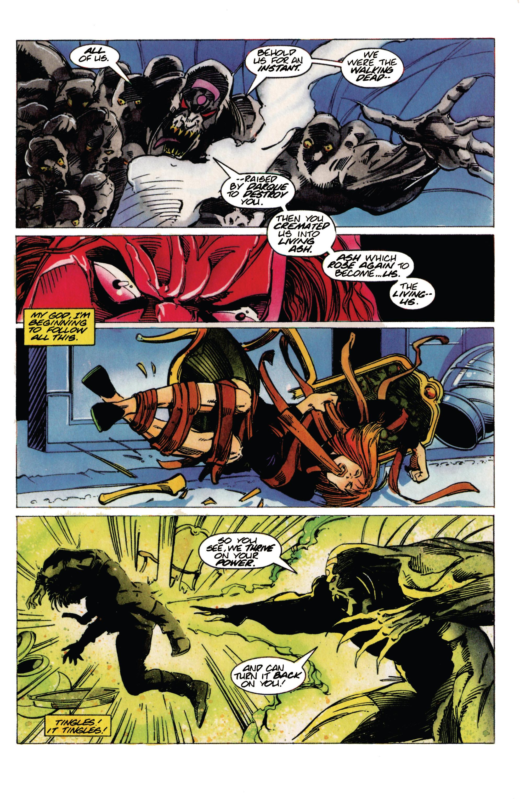 Read online Shadowman (1992) comic -  Issue #31 - 16