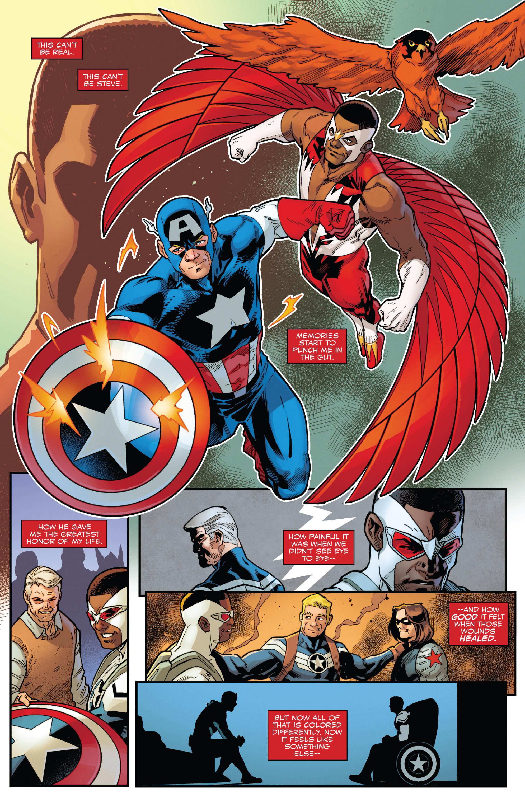 Read online Captain America: Sam Wilson comic -  Issue #22 - 10