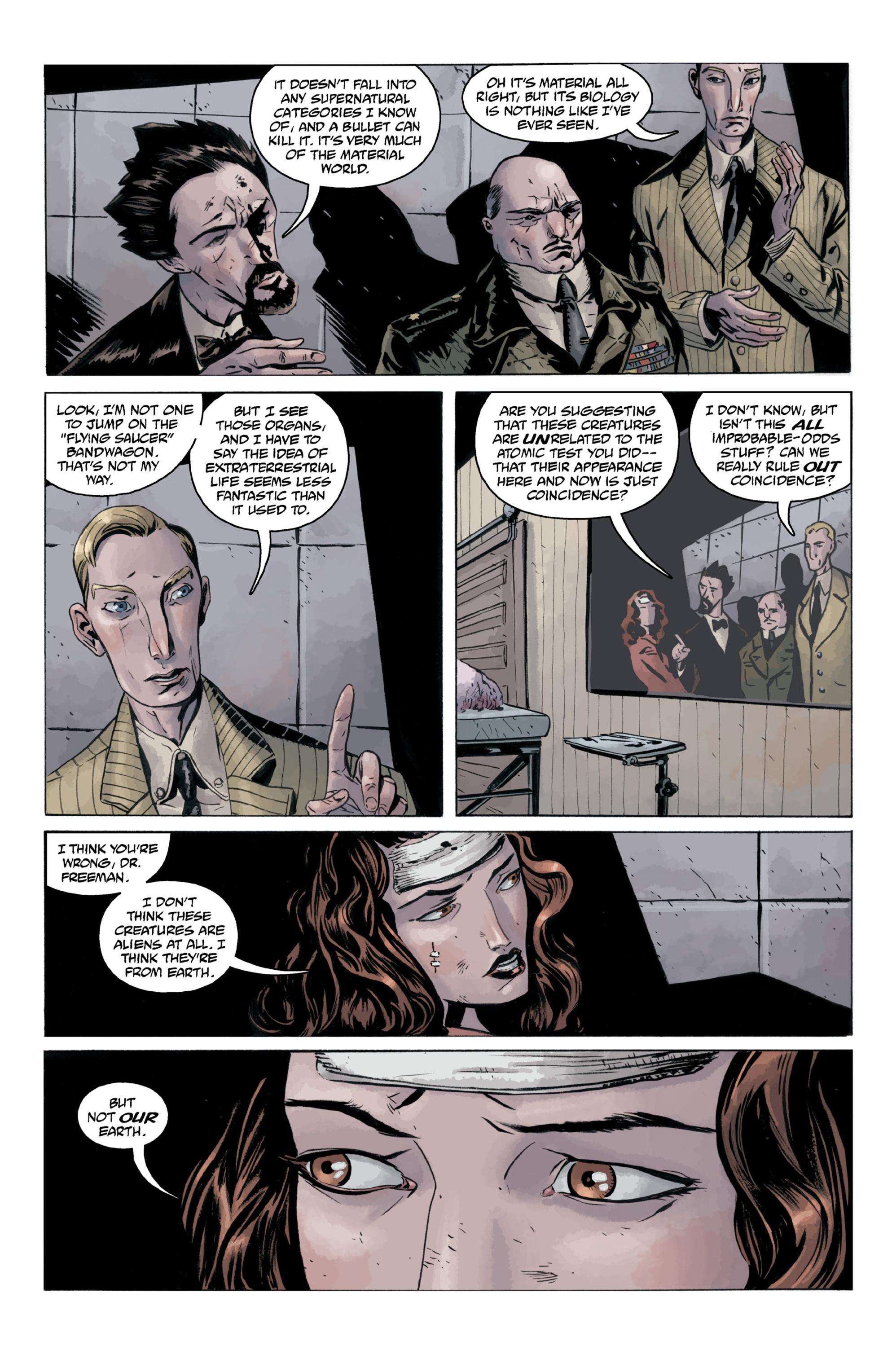 Read online B.P.R.D.: 1948 comic -  Issue # TPB - 52
