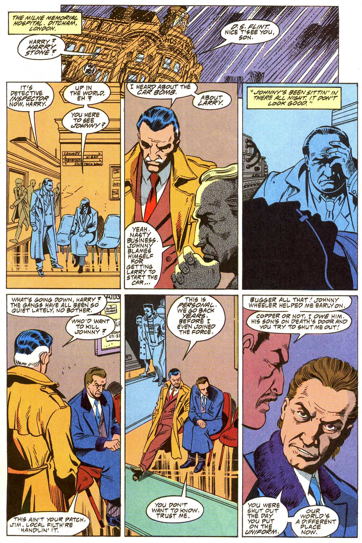 Read online Peter Cannon--Thunderbolt (1992) comic -  Issue #3 - 8