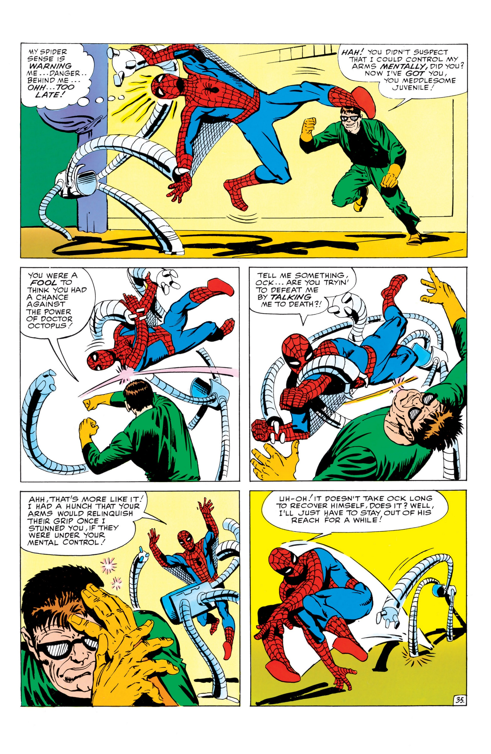 The Amazing Spider-Man (1963) _Annual_1 Page 35