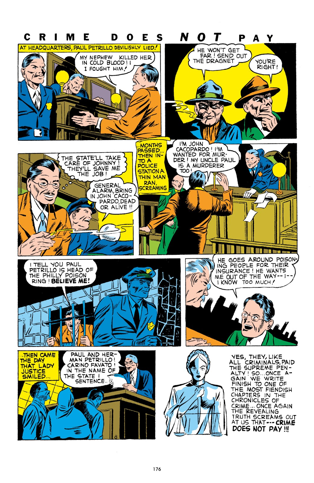 Read online Crime Does Not Pay Archives comic -  Issue # TPB 1 (Part 2) - 79