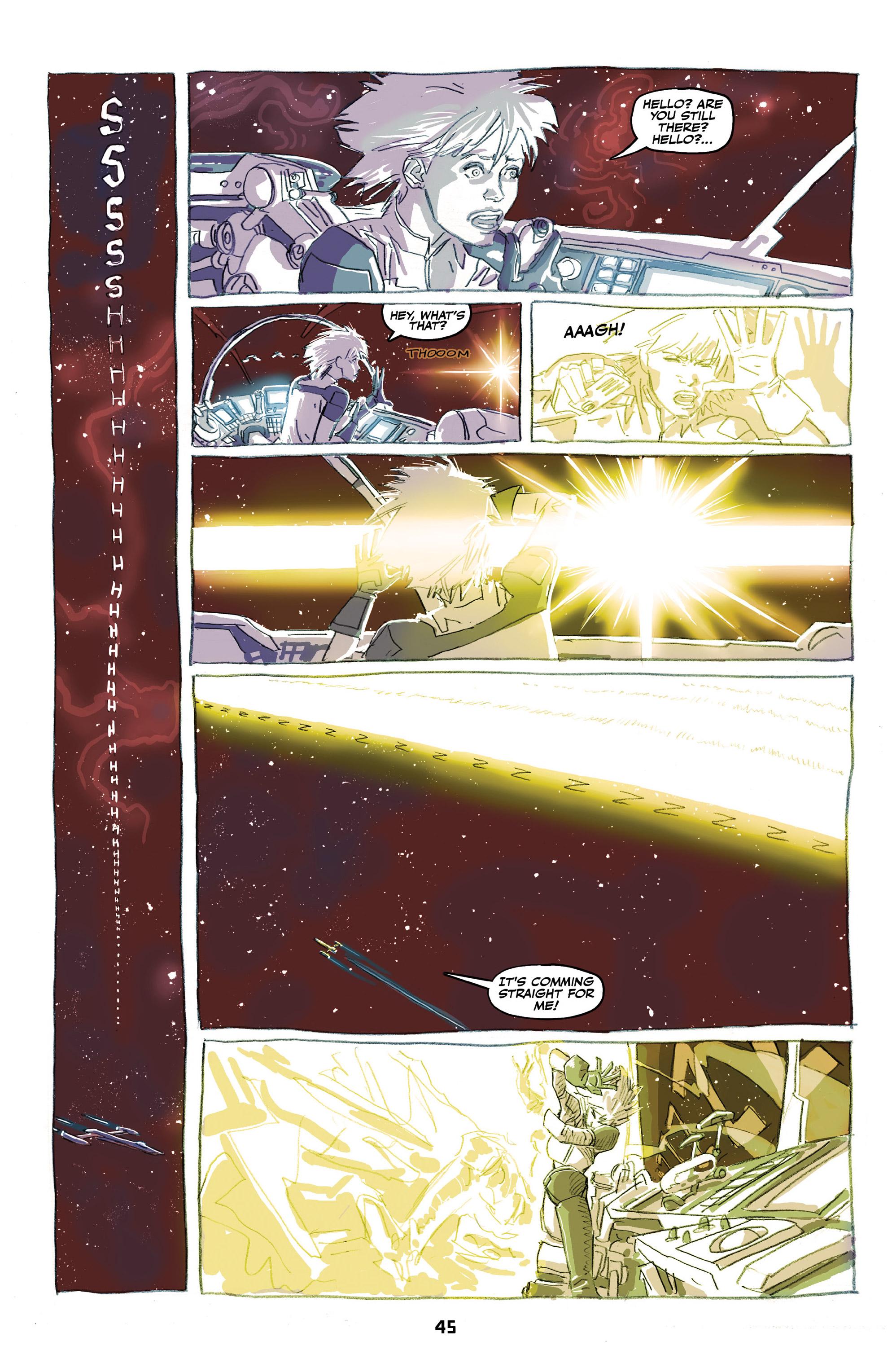 Read online Paklis comic -  Issue #1 - 46