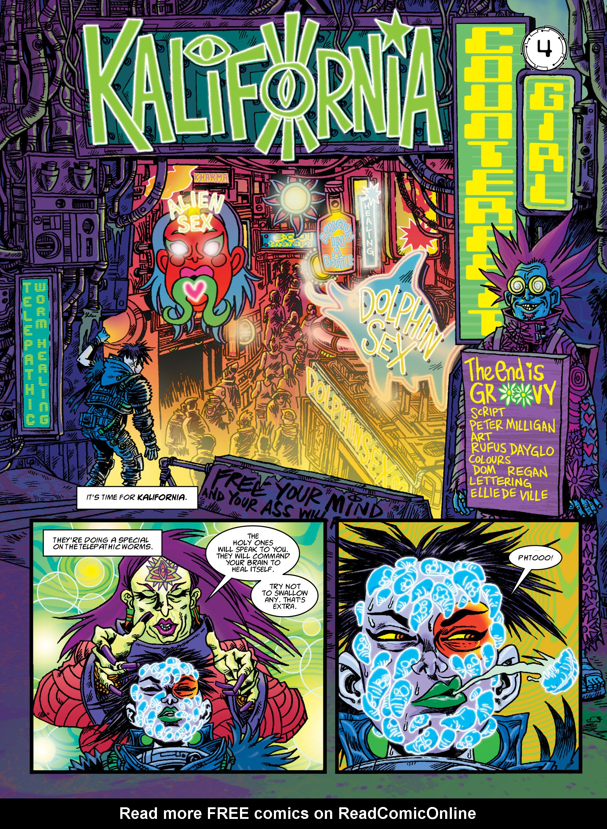 Read online 2000 AD comic -  Issue #2003 - 29