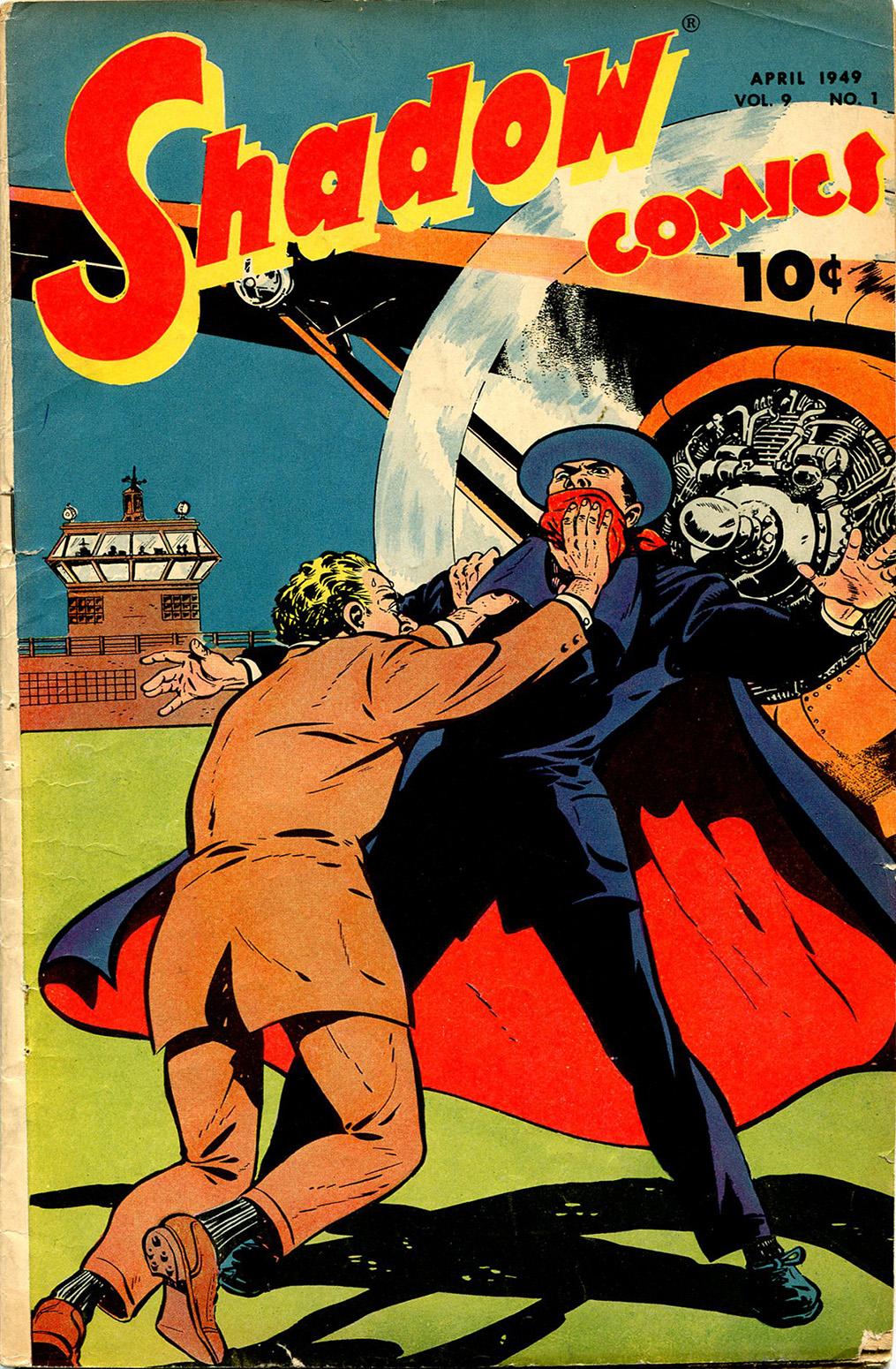 Read online Shadow Comics comic -  Issue #97 - 1