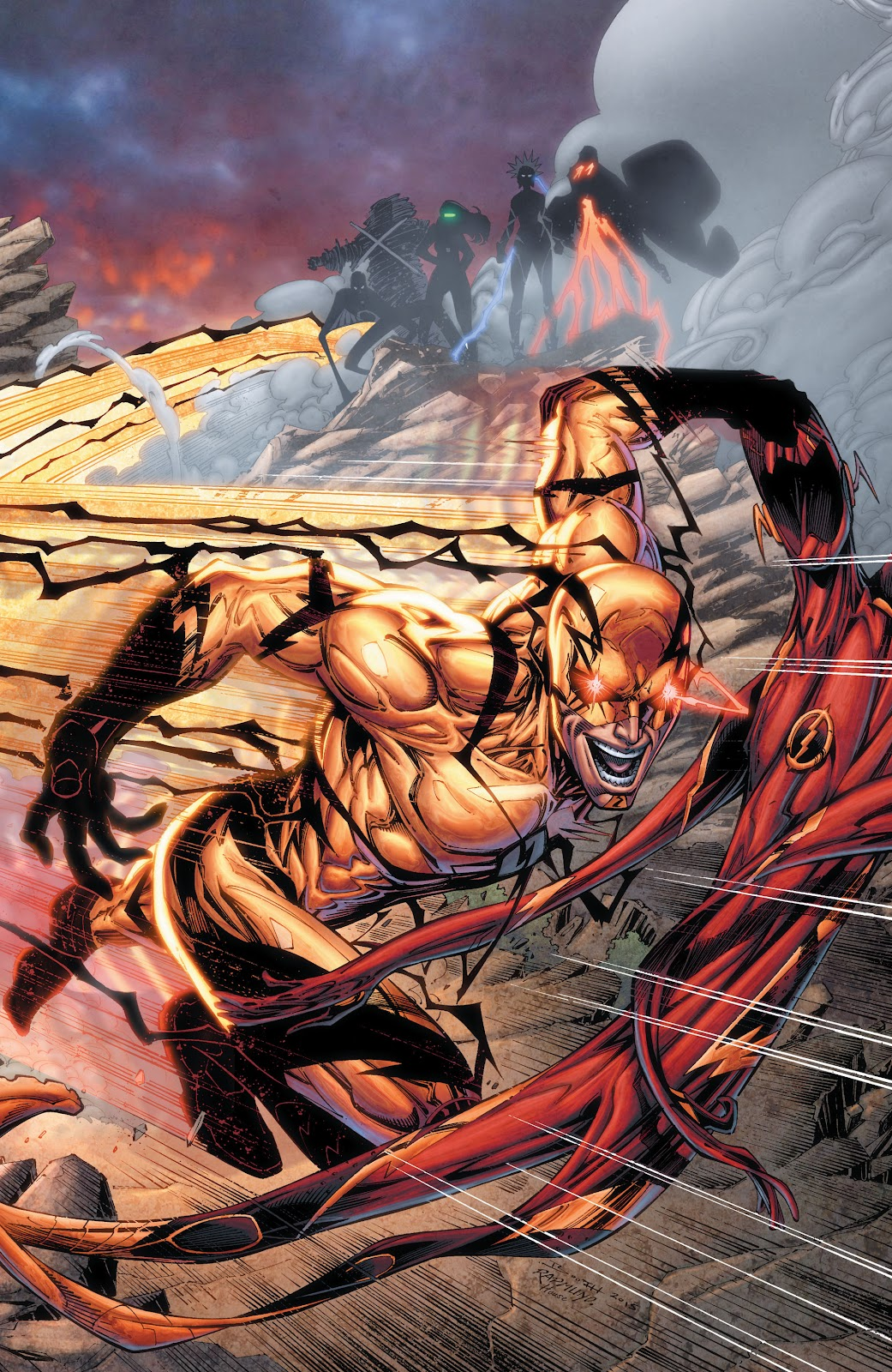 Read online The Flash (2011) comic -  Issue # _TPB 8 (Part 1) - 5