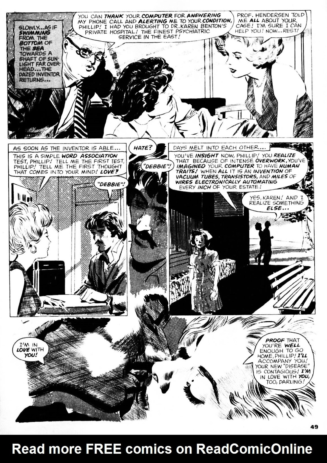Nightmare (1970) issue 21 - Page 48