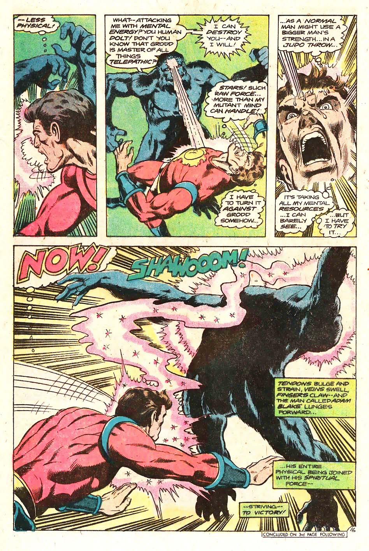 Read online Secret Society of Super-Villains comic -  Issue #8 - 17