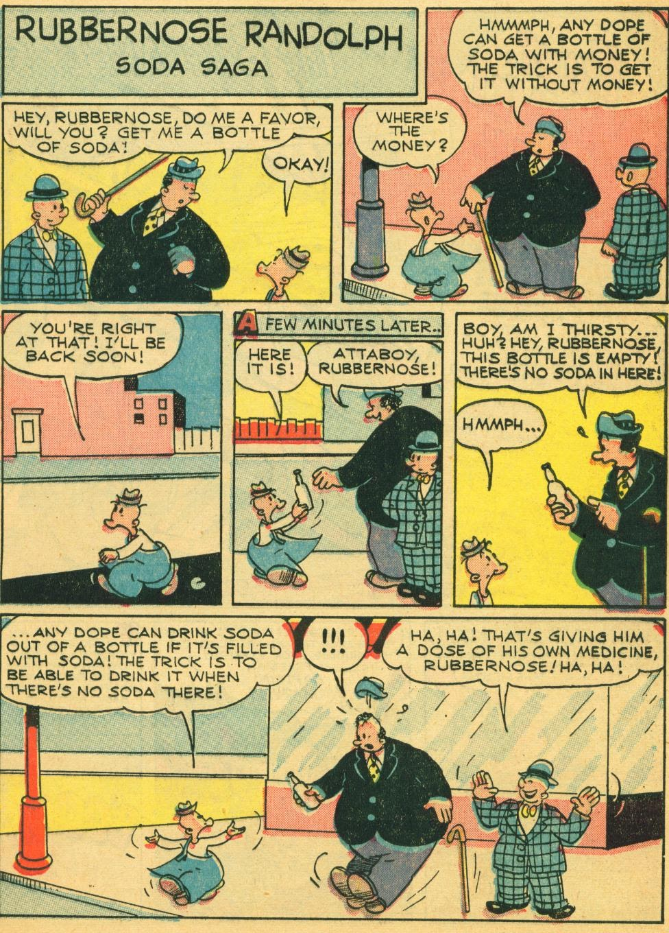 Captain Marvel, Jr. issue 82 - Page 25