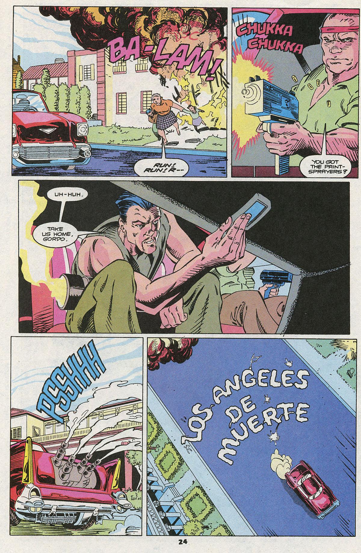 Read online Wonder Man (1991) comic -  Issue #10 - 18