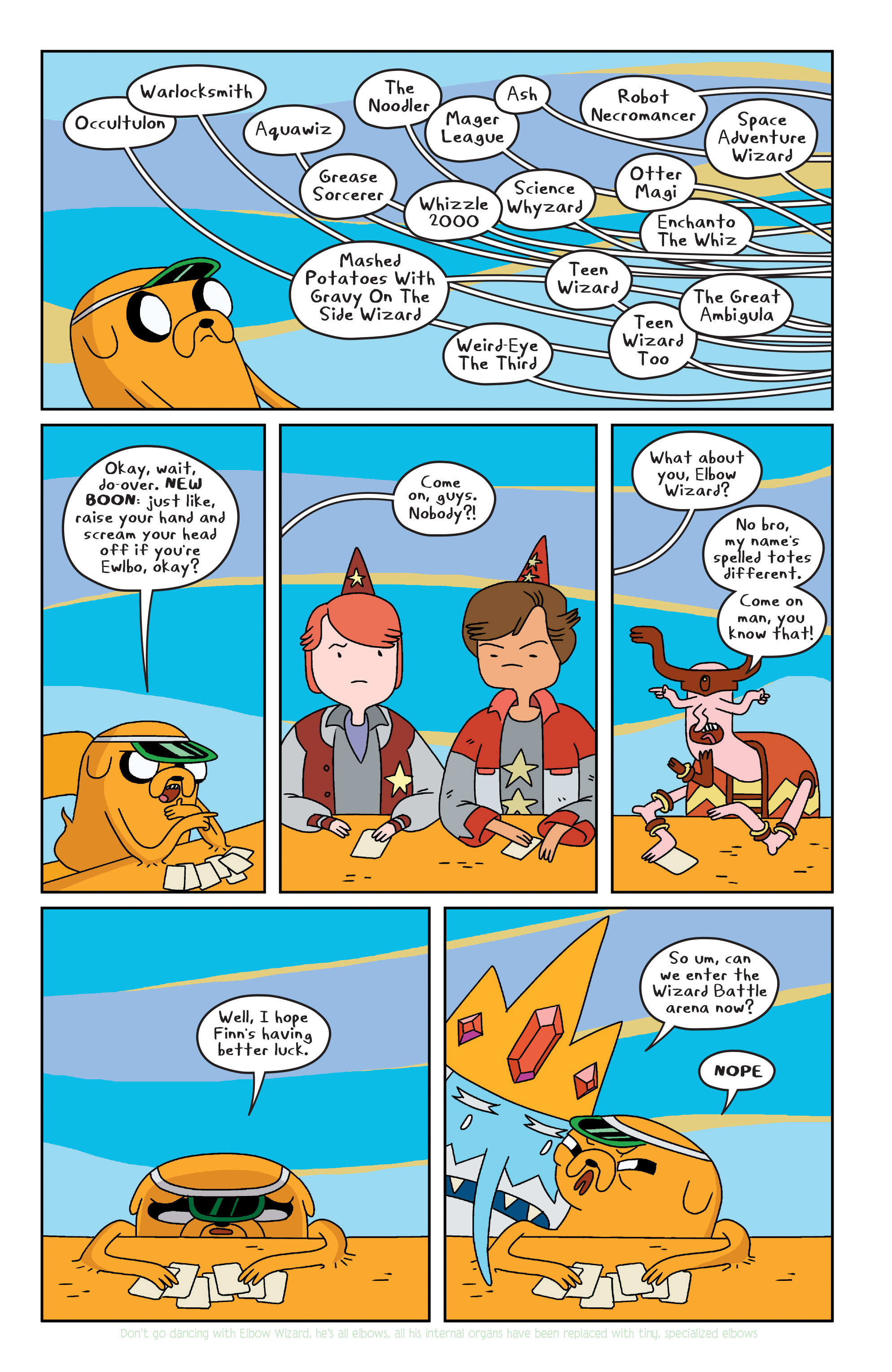 Read online Adventure Time comic -  Issue #Adventure Time _TPB 3 - 43