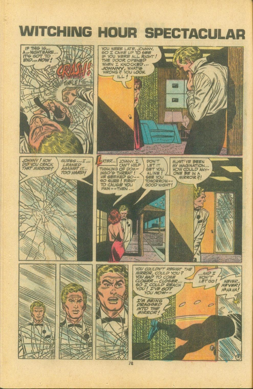The Witching Hour (1969) issue 38 - Page 80