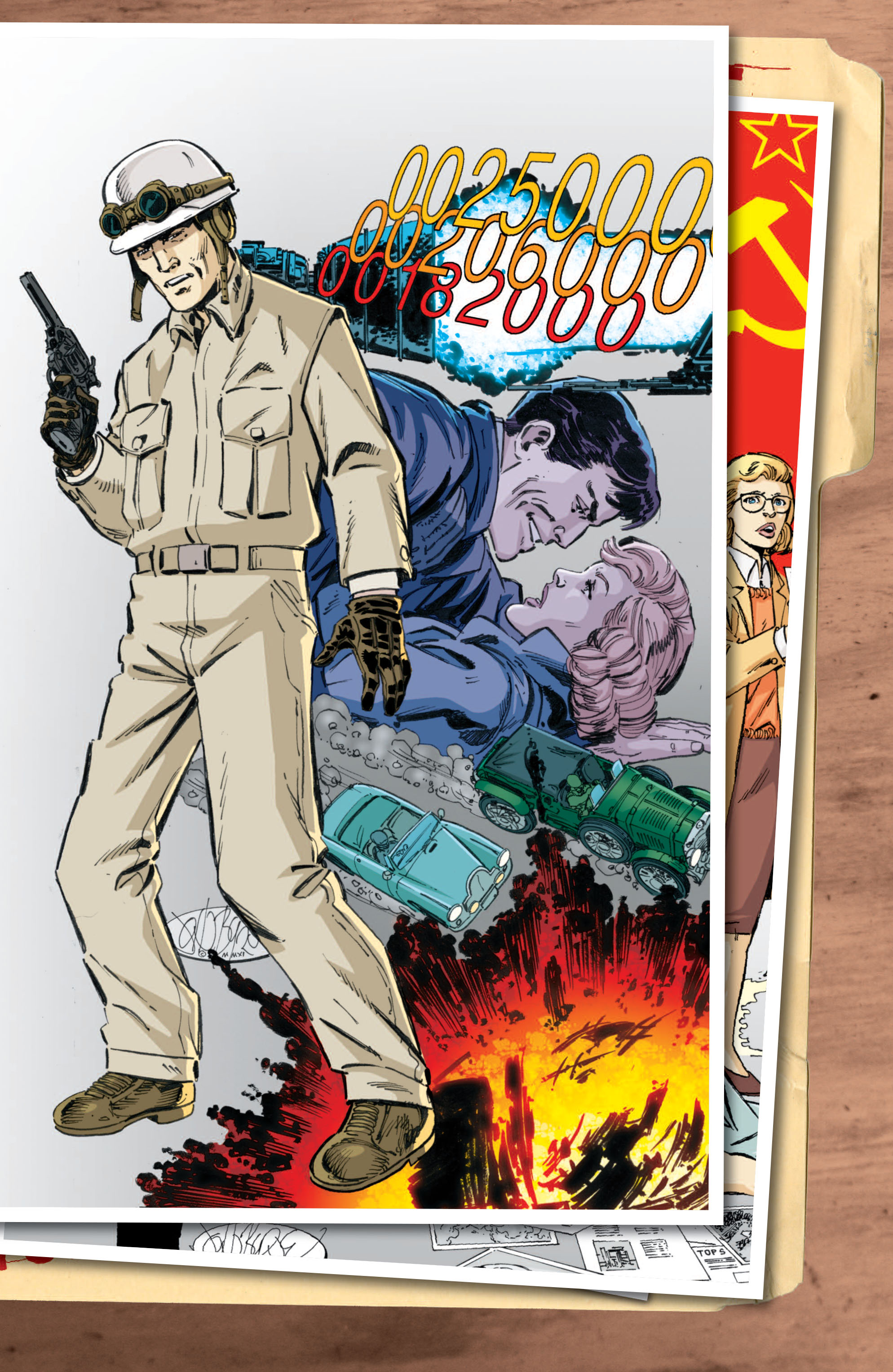 Read online Cold War comic -  Issue # TPB - 131