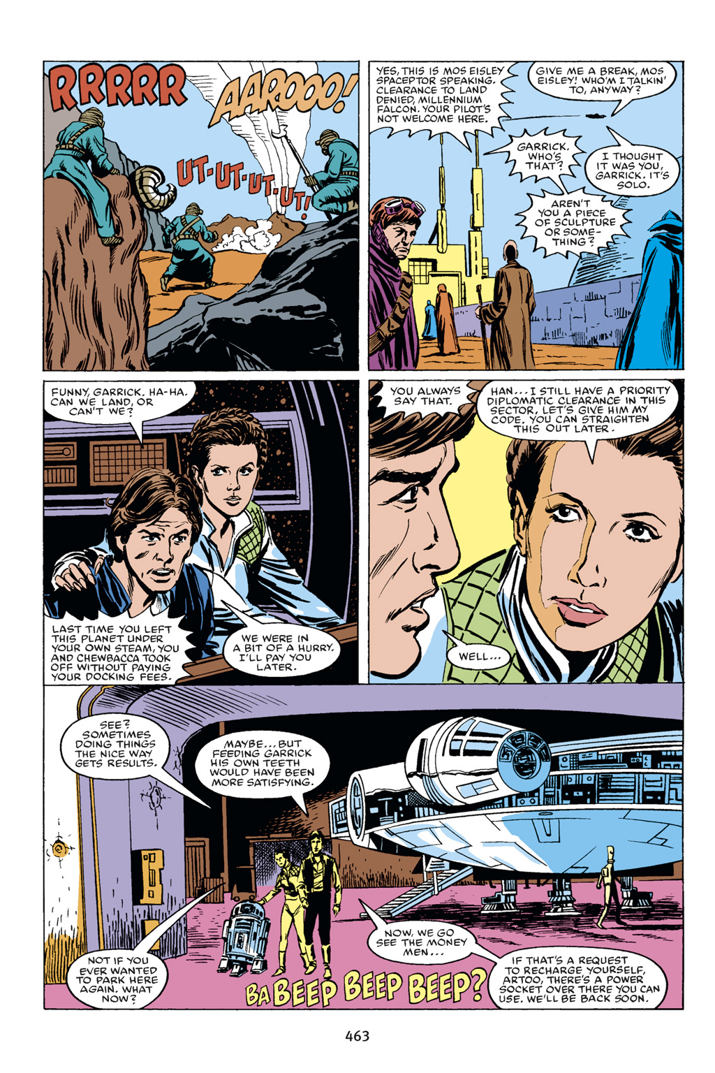 Read online Star Wars Omnibus comic -  Issue # Vol. 18.5 - 180