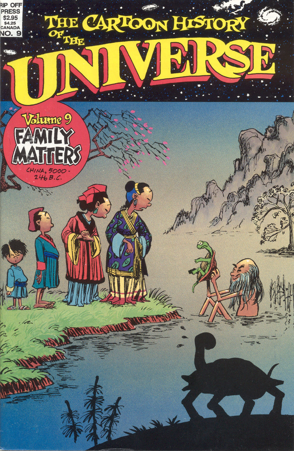 Read online The Cartoon History of the Universe comic -  Issue #9 - 2