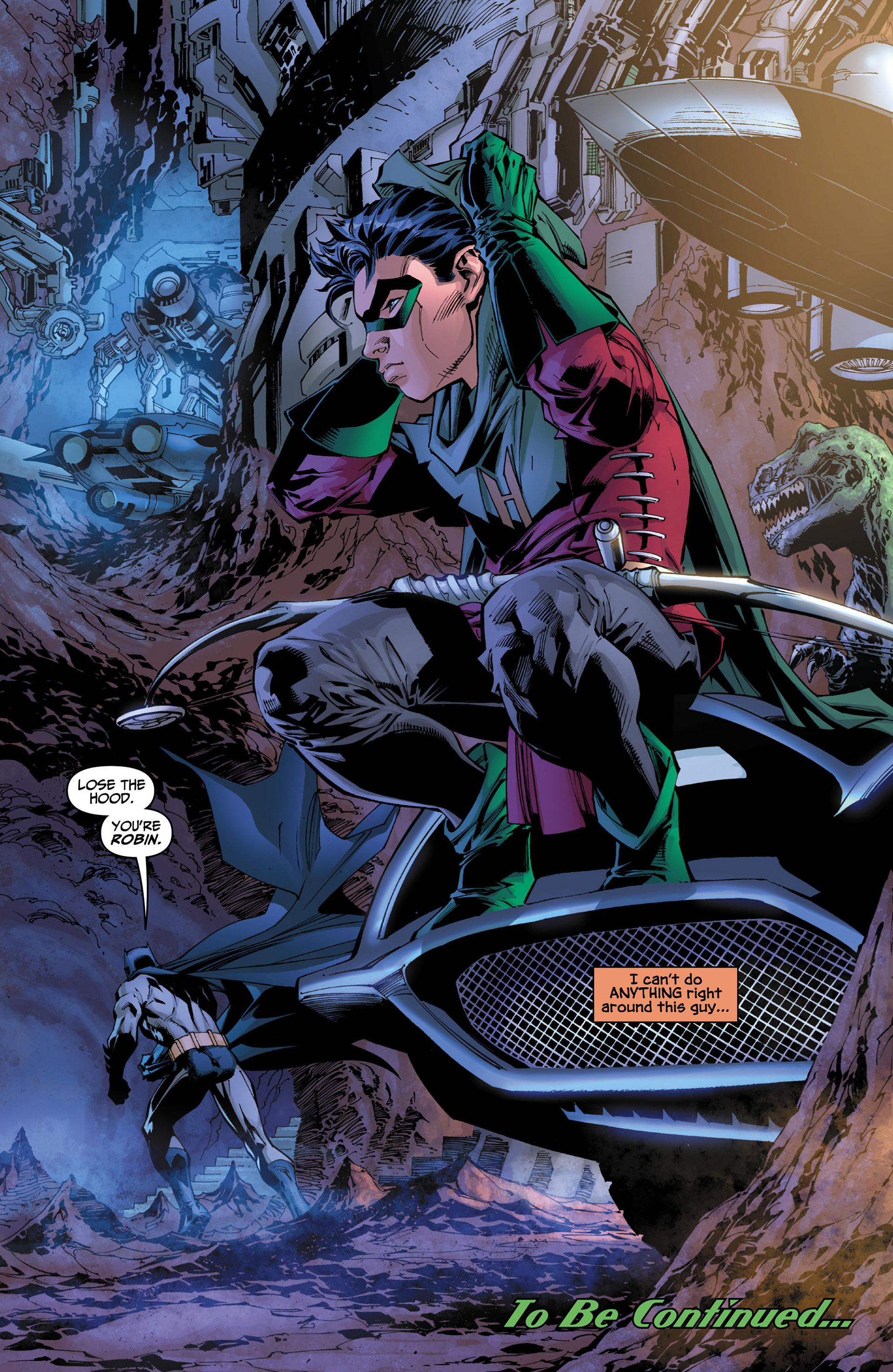 Read online All Star Batman & Robin, The Boy Wonder comic -  Issue #8 - 24